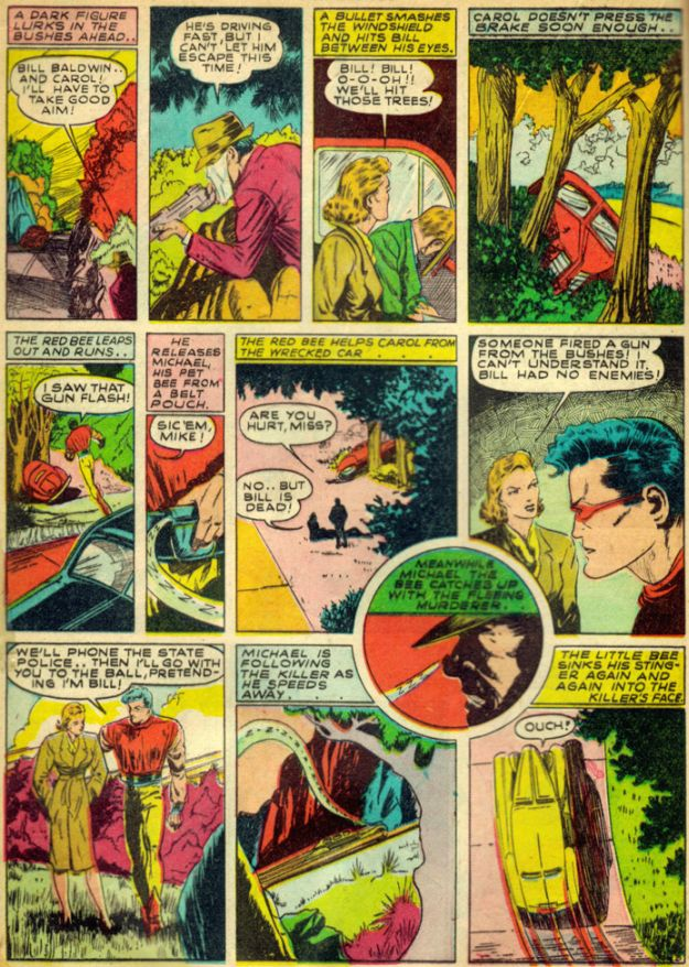 Read online Hit Comics comic -  Issue #14 - 36