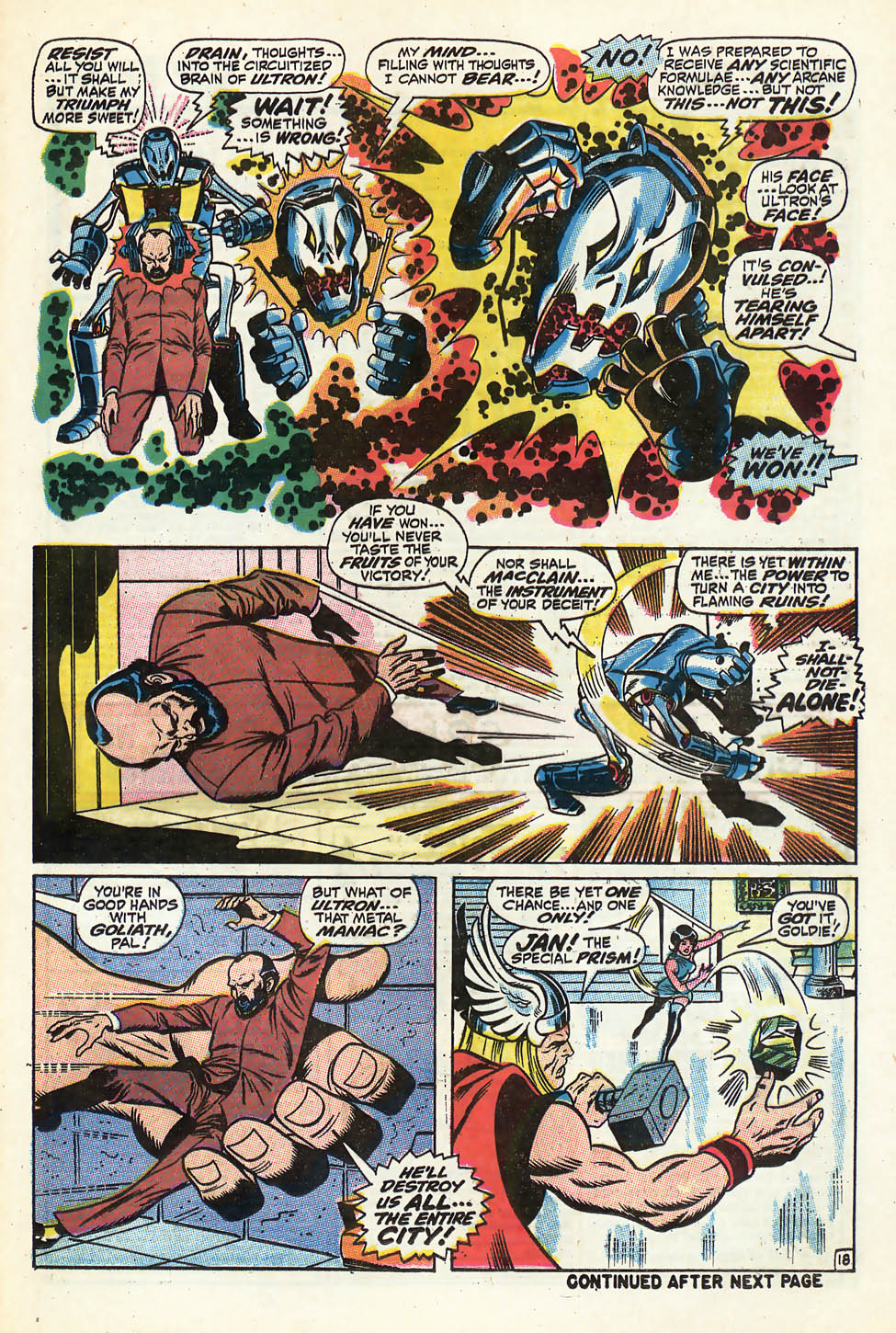 The Avengers (1963) 68 Page 18