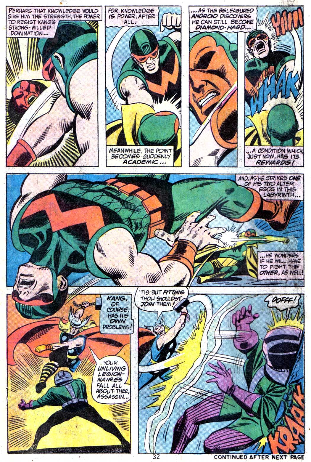 Giant-Size Avengers (1974) issue 3 - Page 34