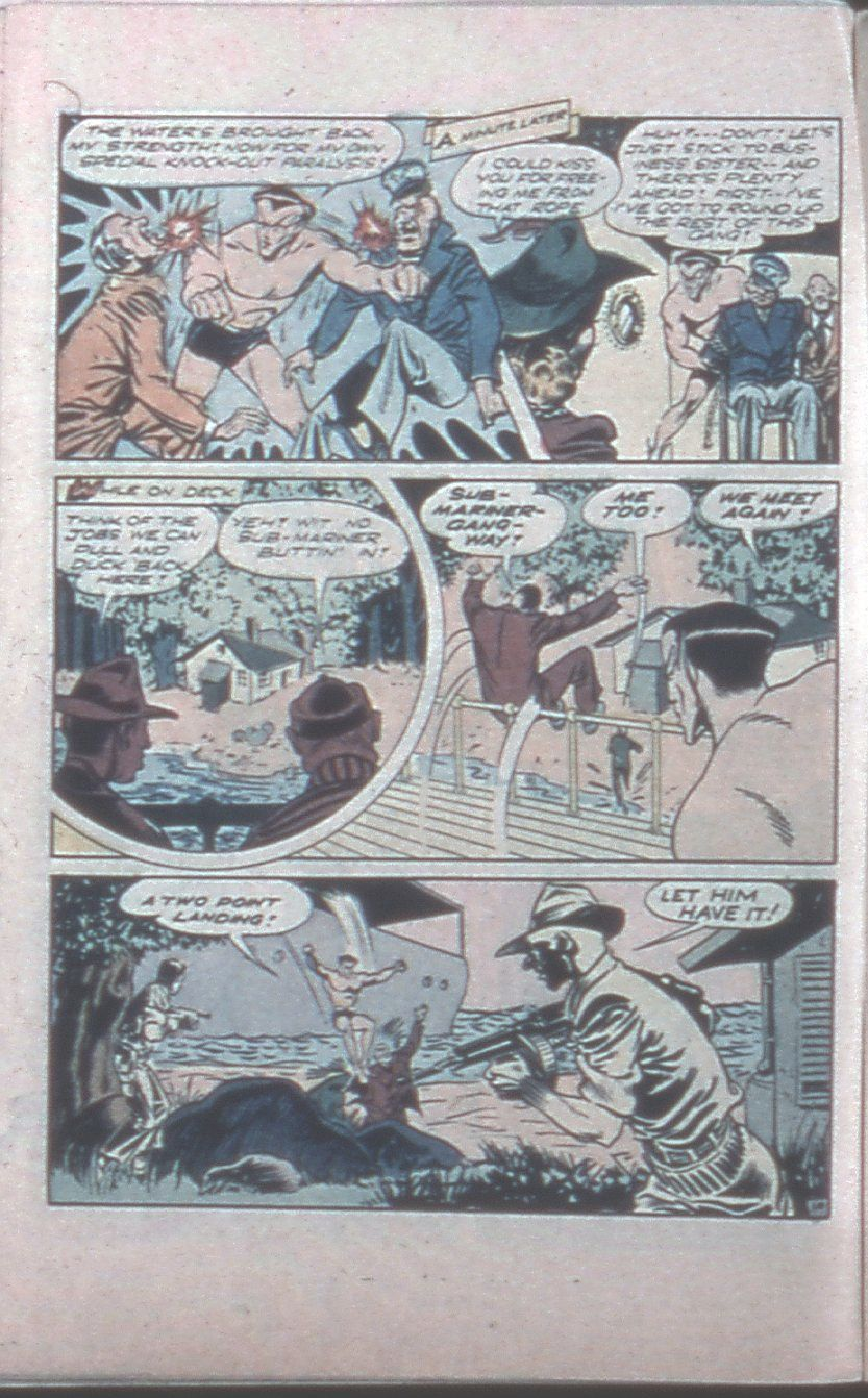 Marvel Mystery Comics (1939) issue 63 - Page 25
