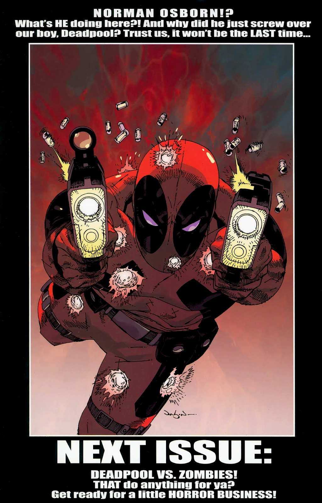Read online Deadpool (2008) comic -  Issue #3 - 24