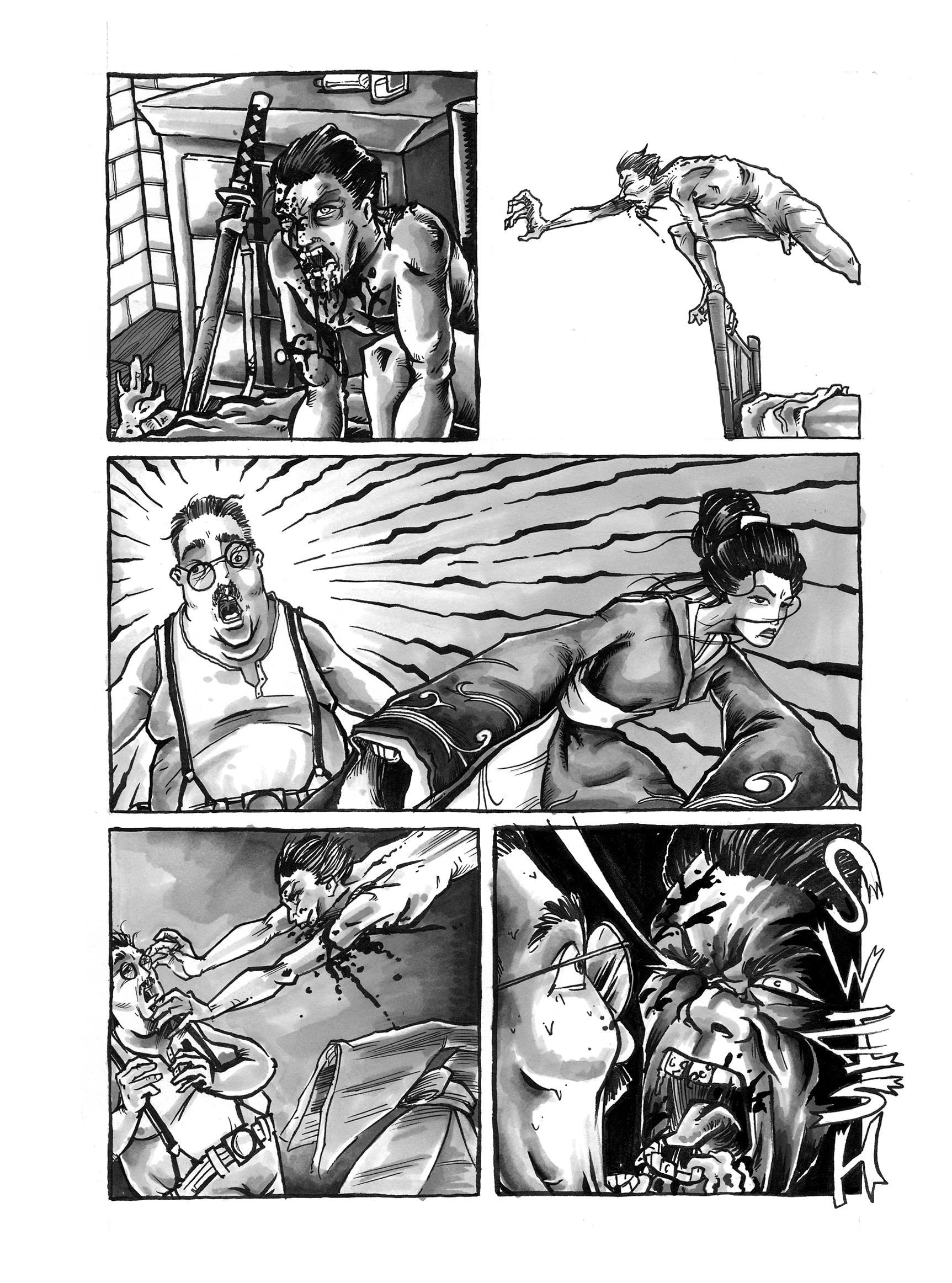 Read online FUBAR comic -  Issue #2 - 52