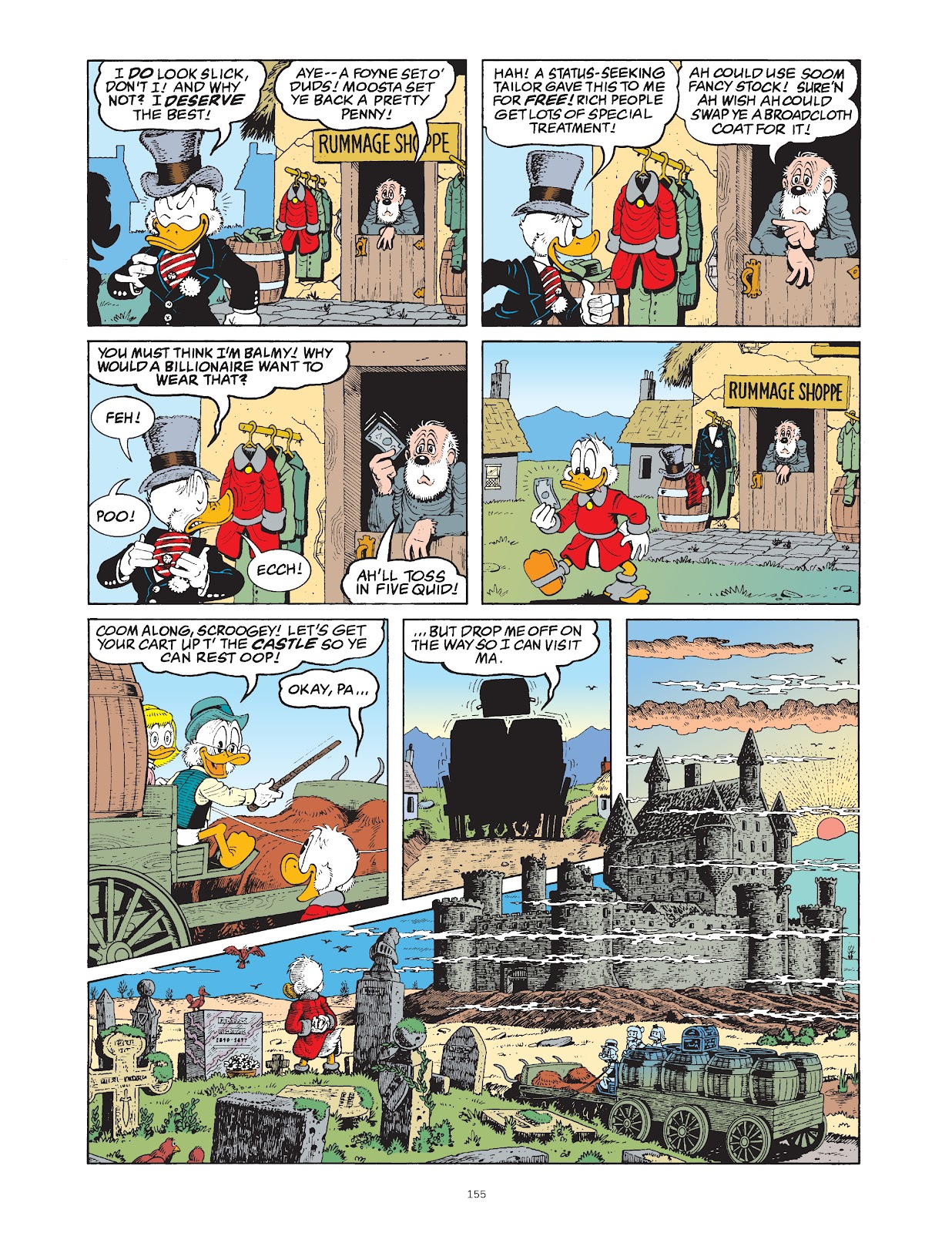 Read online The Complete Life and Times of Scrooge McDuck comic -  Issue # TPB 1 (Part 2) - 52