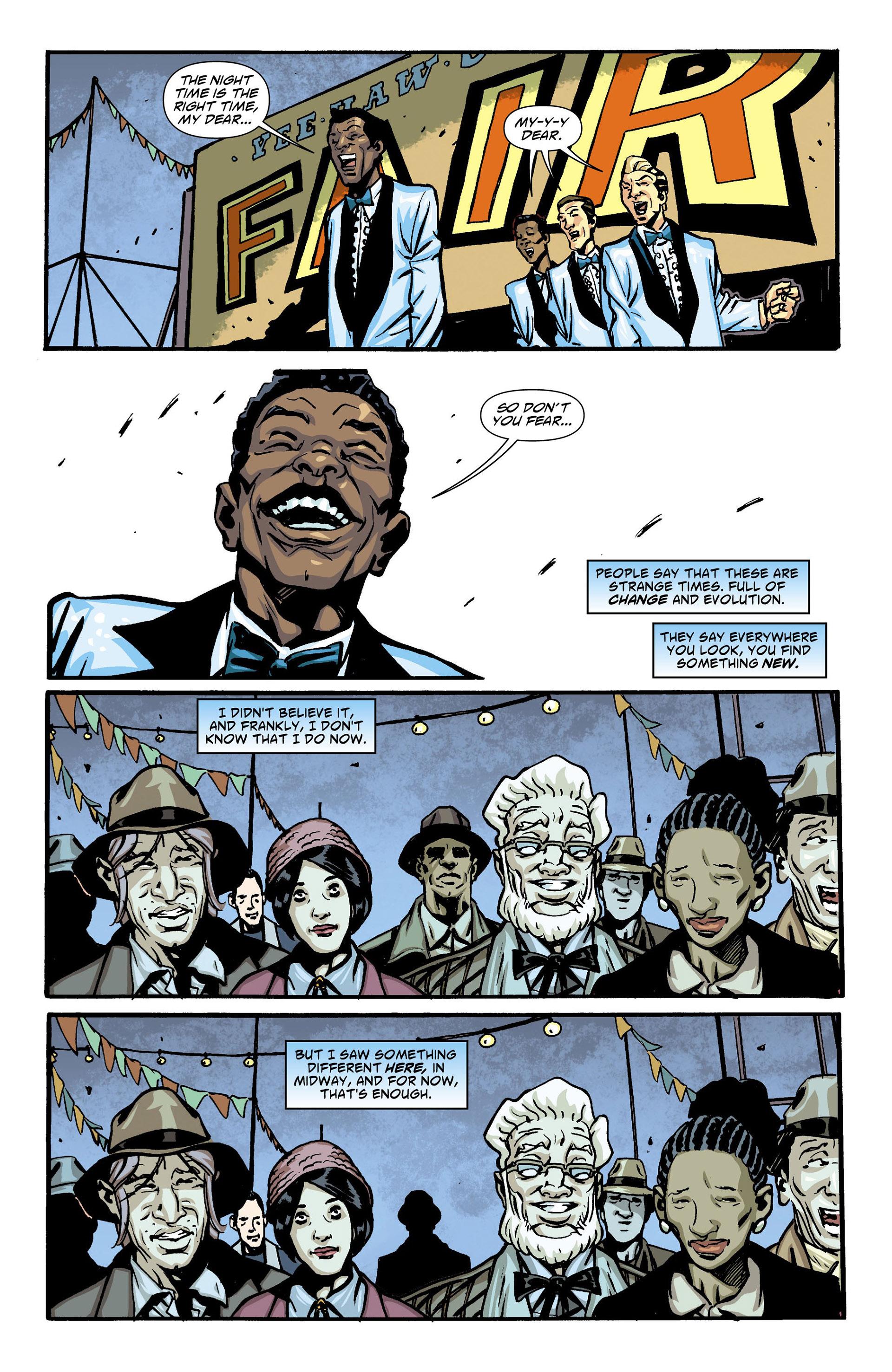 Read online American Vampire comic -  Issue #27 - 20