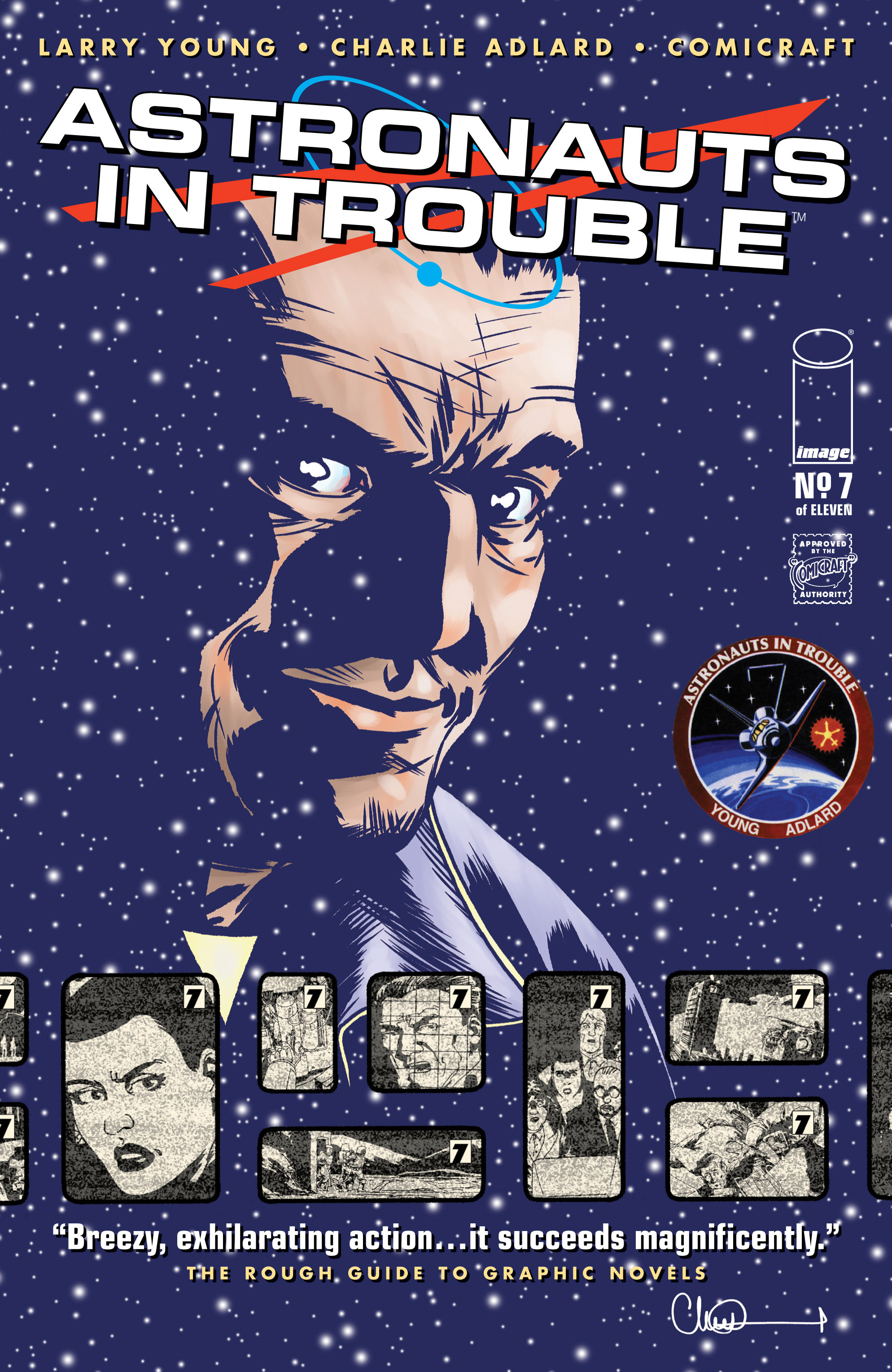 Read online Astronauts in Trouble (2015) comic -  Issue #7 - 1