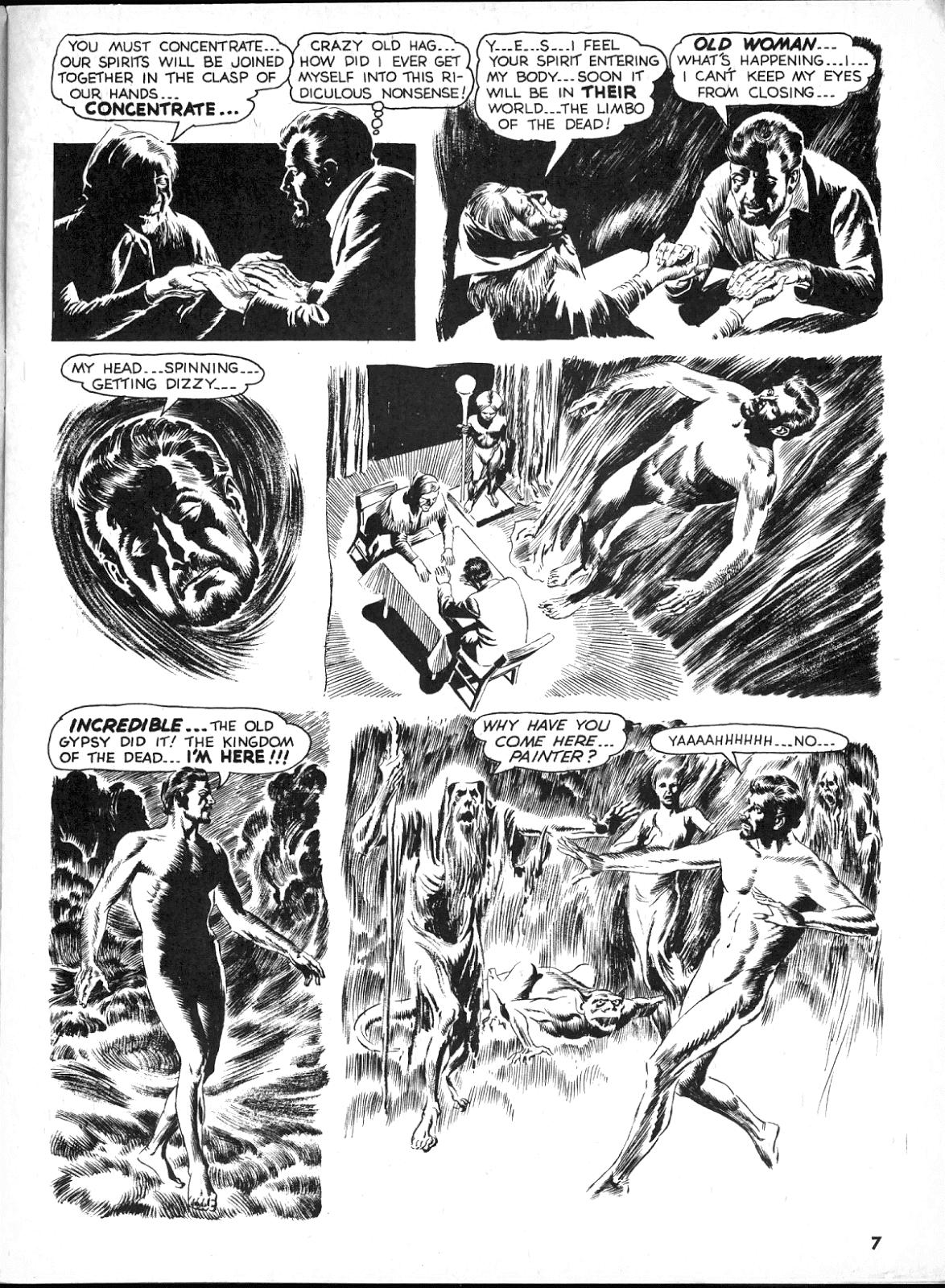Creepy (1964) Issue #25 #25 - English 7