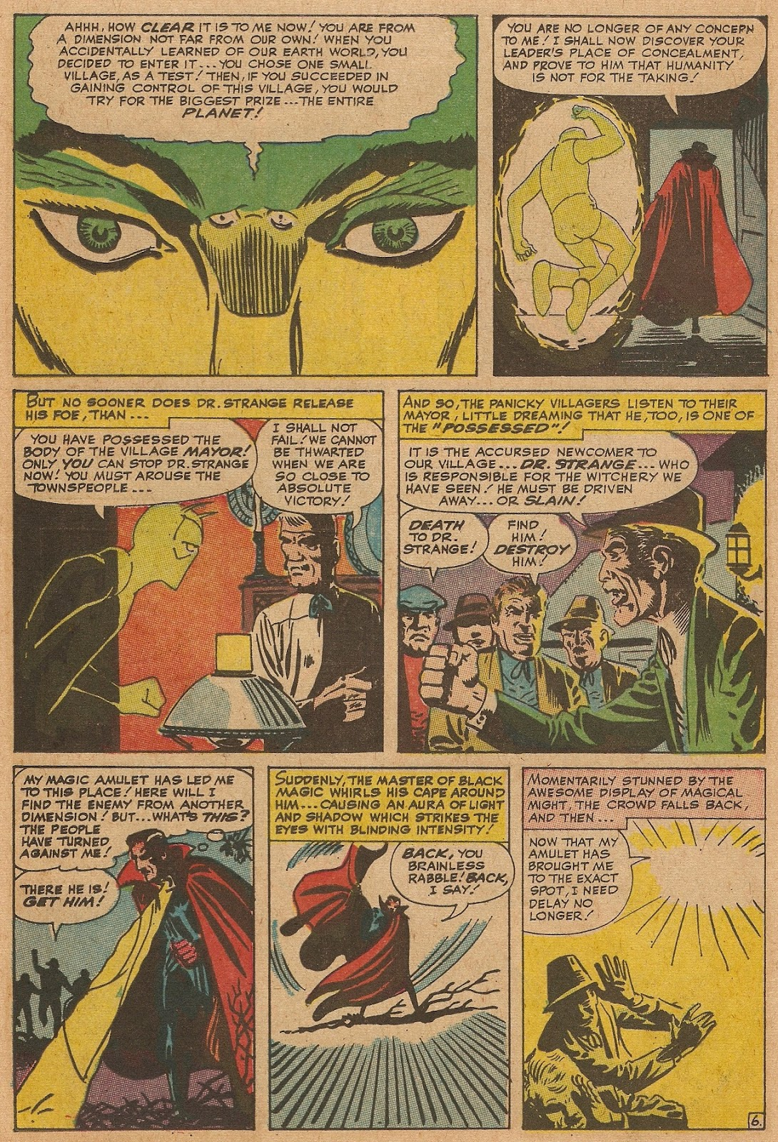 Marvel Collectors' Item Classics issue 8 - Page 54