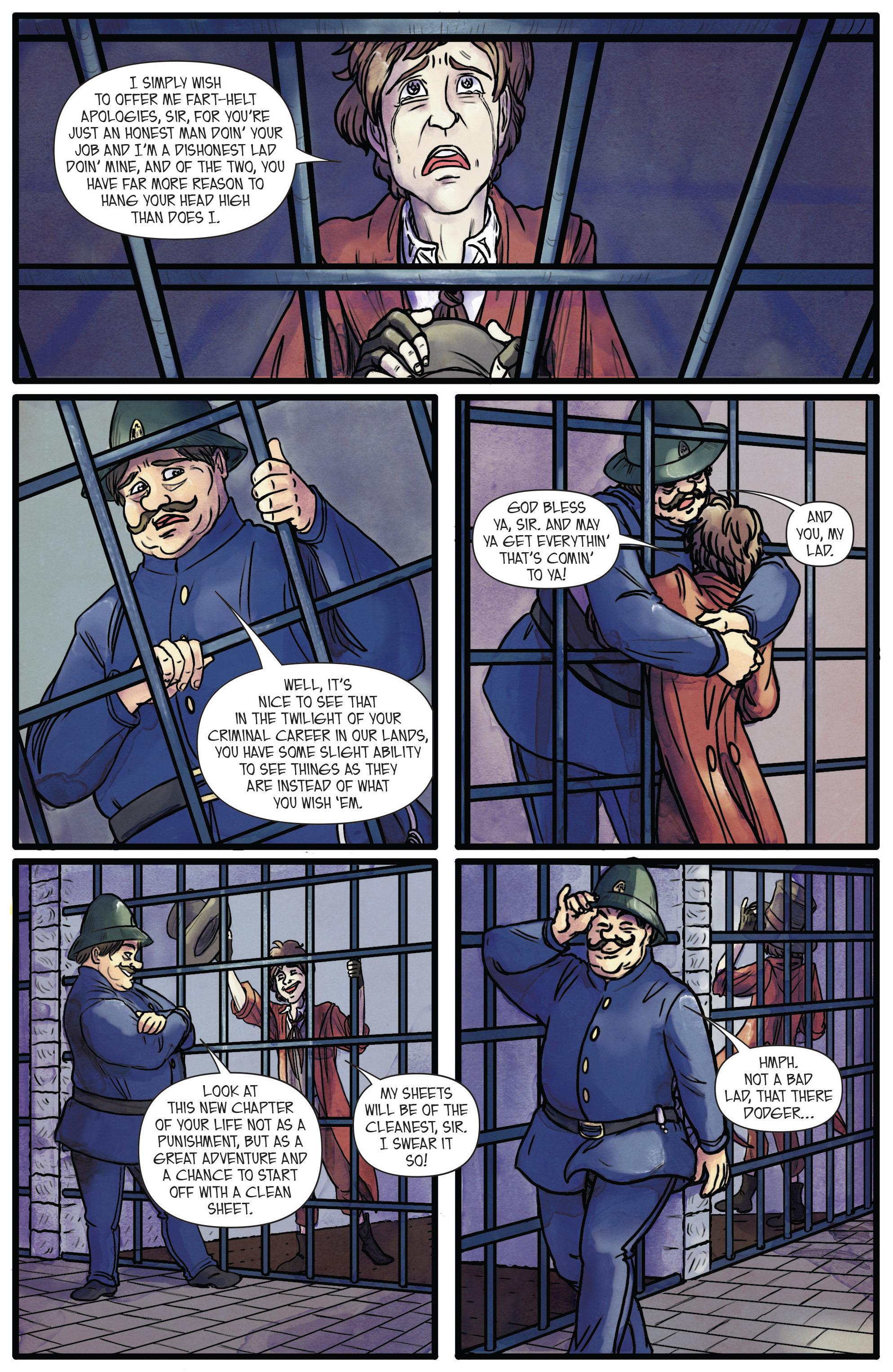 Read online Artful comic -  Issue #1 - 8