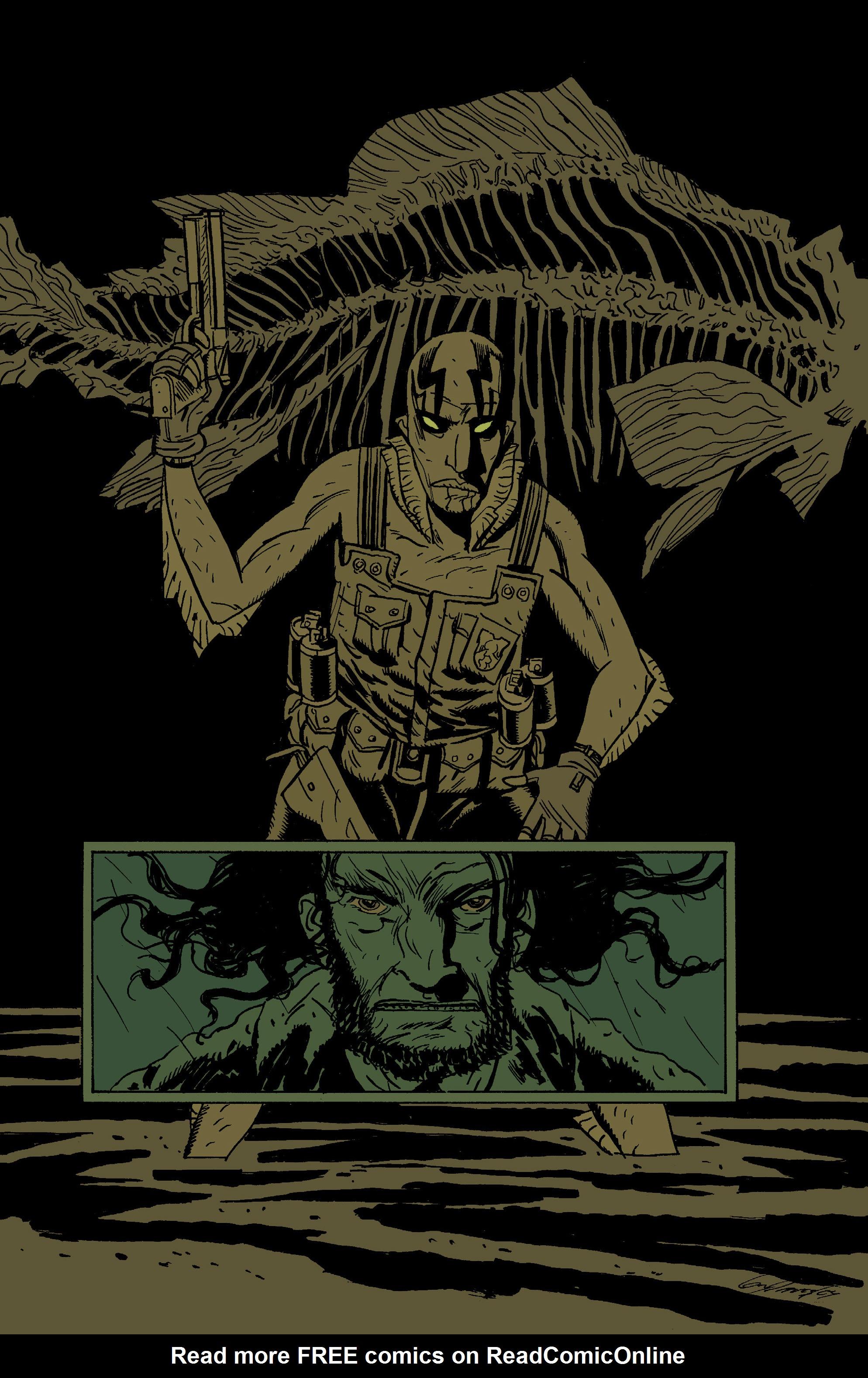 Read online B.P.R.D. (2003) comic -  Issue # TPB 2 - 33