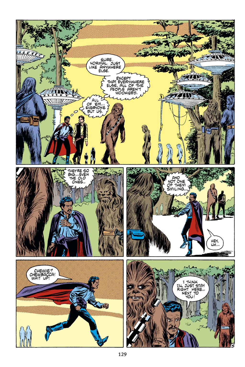 Read online Star Wars Omnibus comic -  Issue # Vol. 21 - 123
