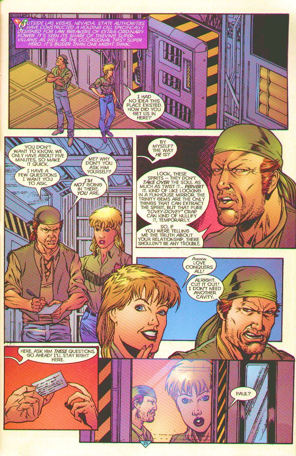 Read online Trinity Angels comic -  Issue #8 - 23