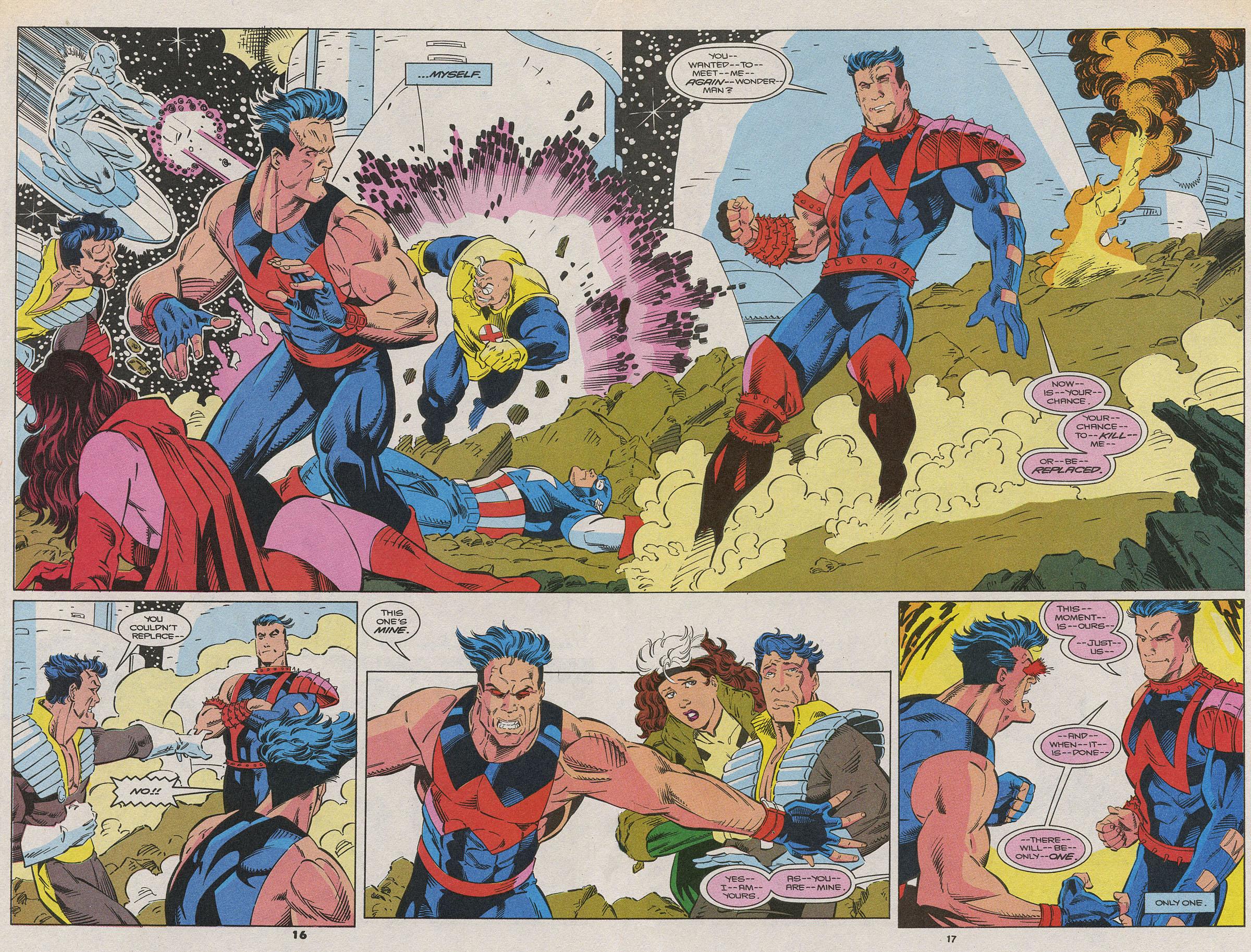 Read online Wonder Man (1991) comic -  Issue #15 - 12