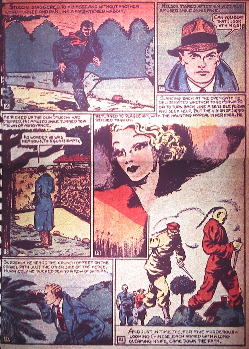 Read online Detective Comics (1937) comic -  Issue #3 - 25