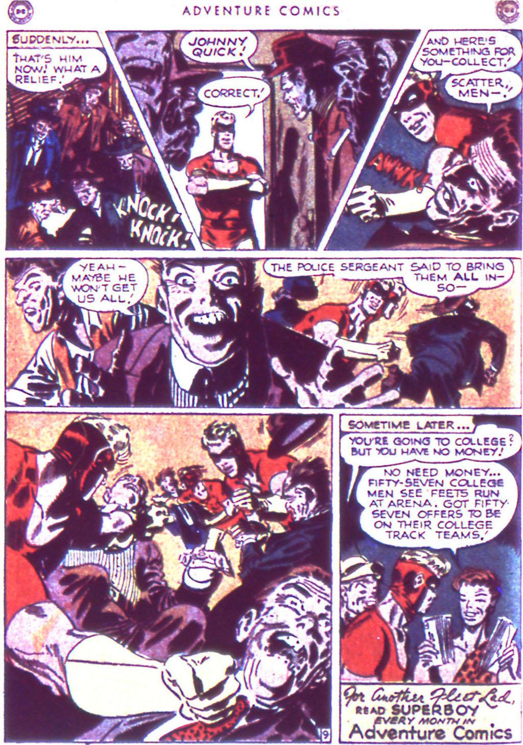 Read online Adventure Comics (1938) comic -  Issue #123 - 48