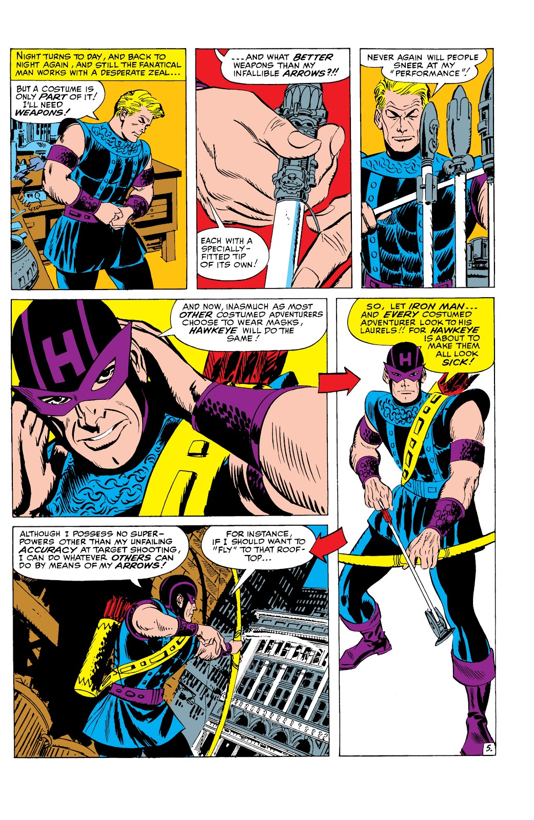 Read online Marvel Masterworks: The Invincible Iron Man comic -  Issue # TPB 2 (Part 2) - 6