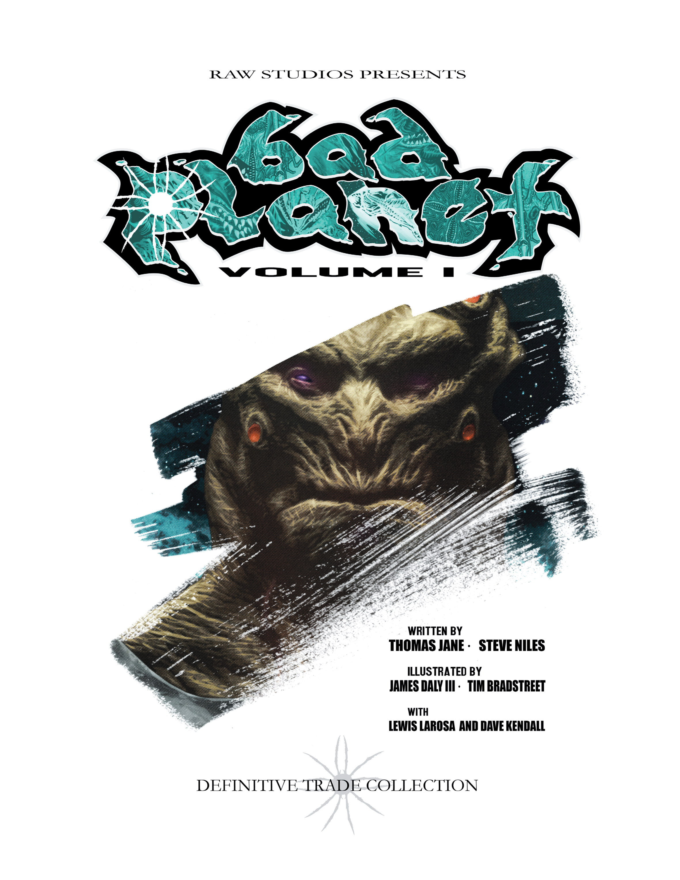 Read online Bad Planet comic -  Issue # TPB - 2