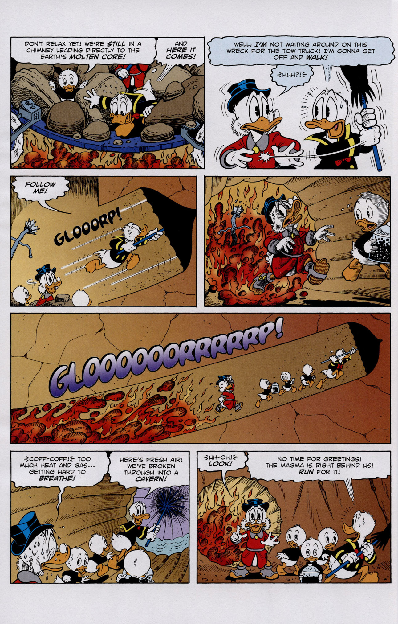 Read online Uncle Scrooge (1953) comic -  Issue #401 - 20