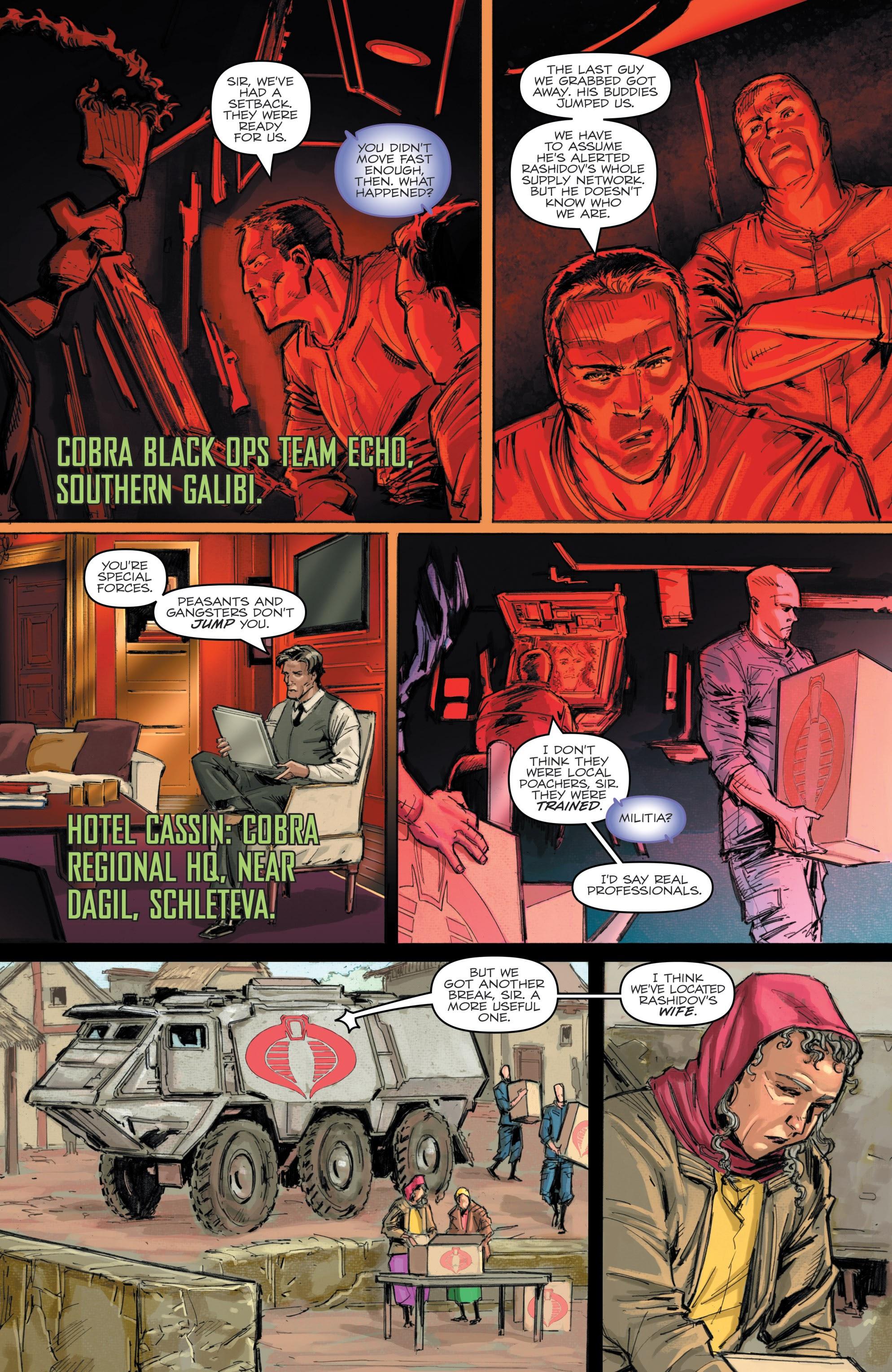 G.I. Joe (2014) #_TPB_2 #10 - English 33