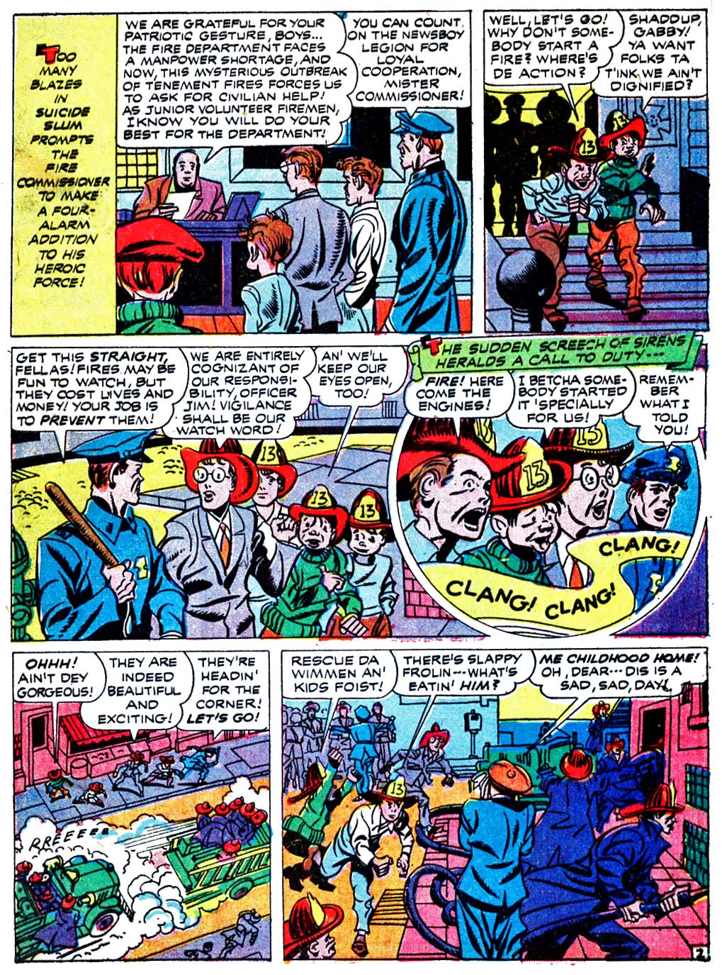 Star Spangled Comics (1941) issue 27 - Page 4