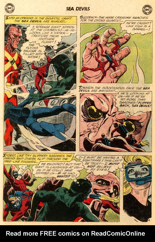 Read online Sea Devils comic -  Issue #5 - 7