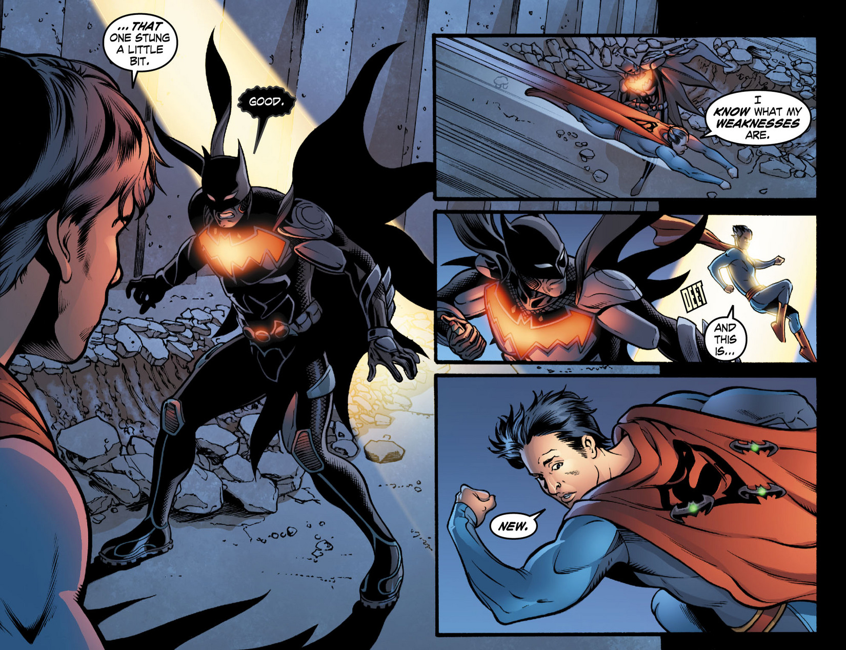 Read online Smallville: Season 11 comic -  Issue #16 - 7