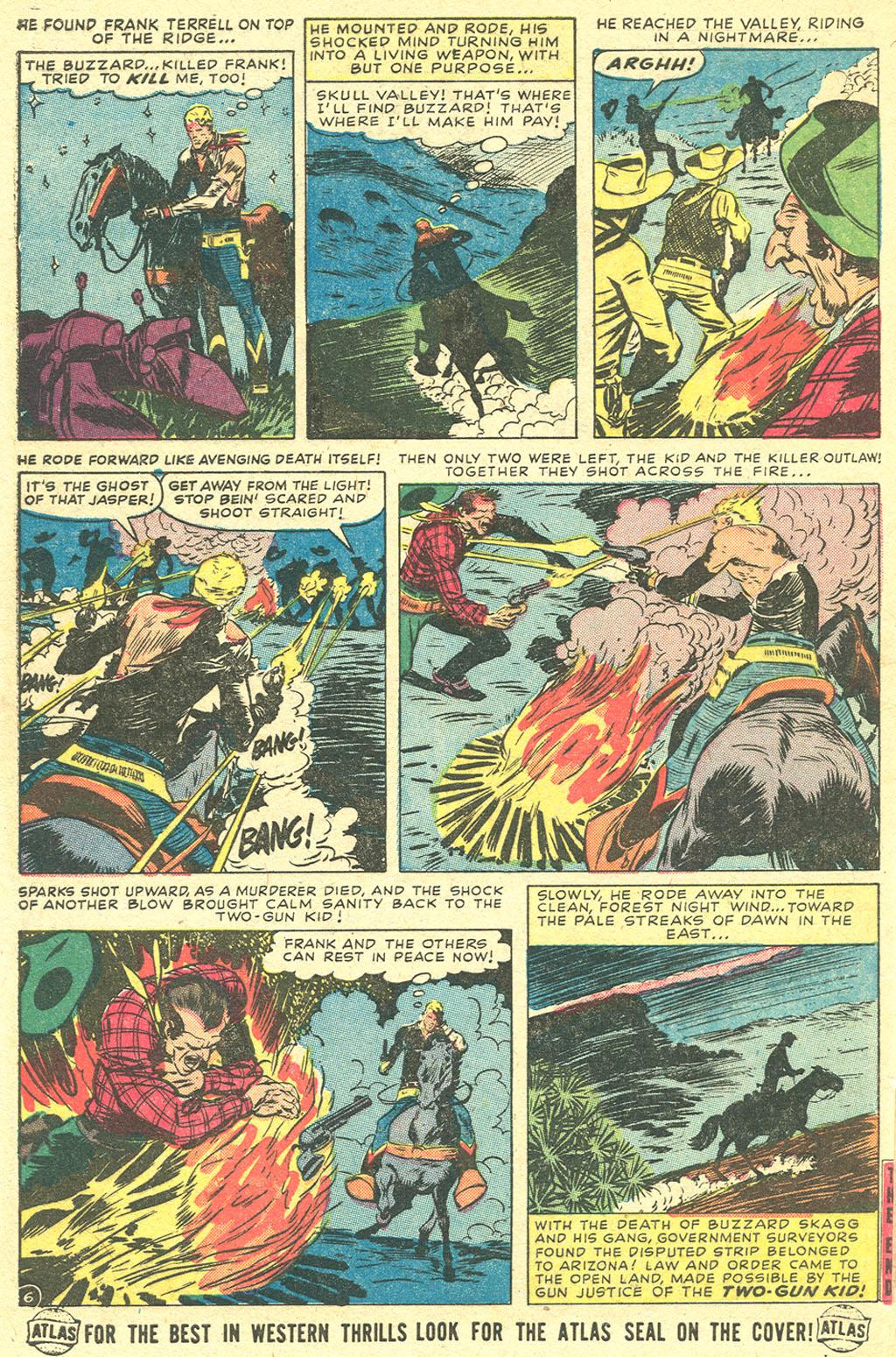 Read online Two-Gun Kid comic -  Issue #21 - 32