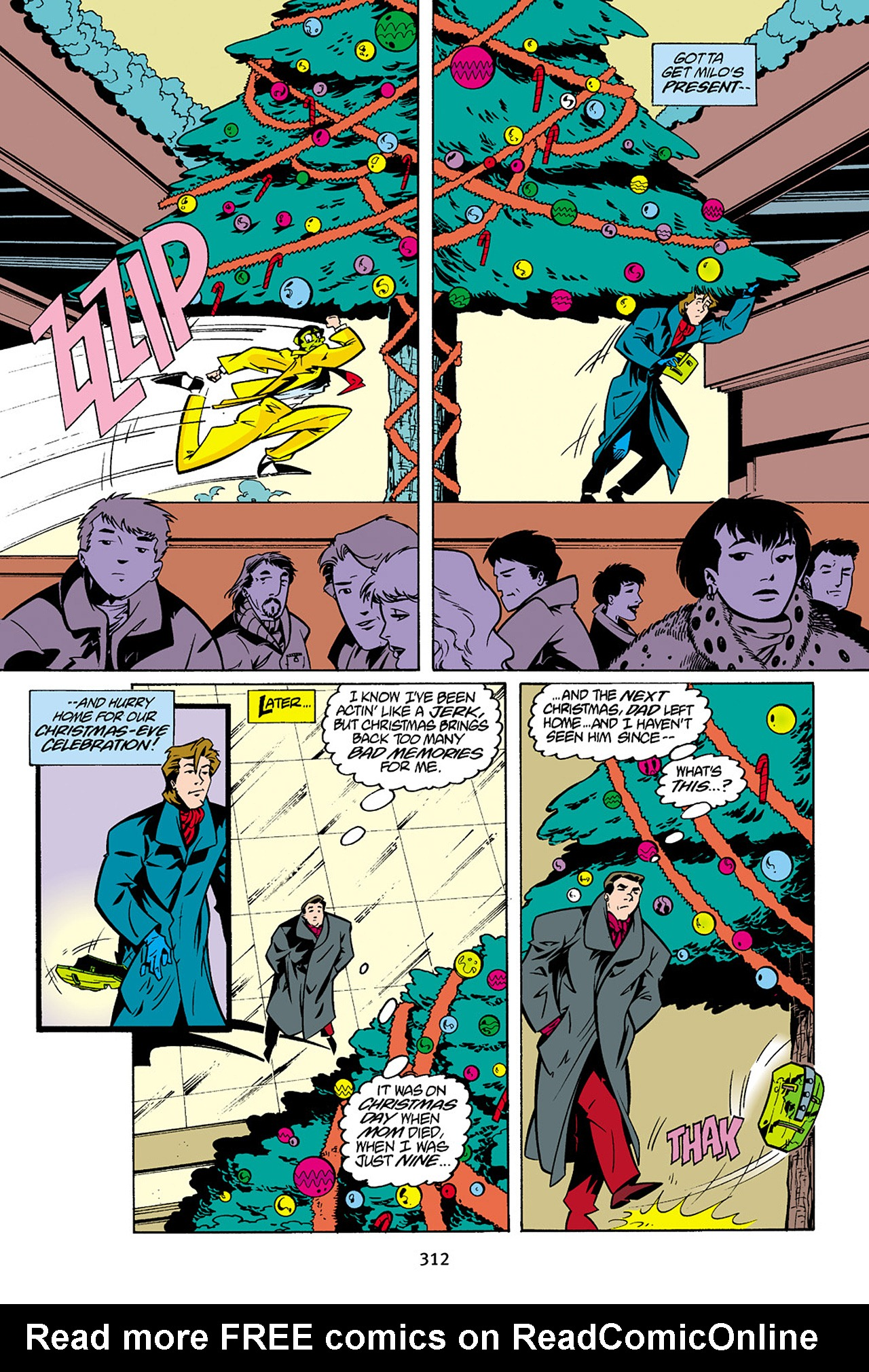 Read online Adventures Of The Mask Omnibus comic -  Issue #Adventures Of The Mask Omnibus Full - 311