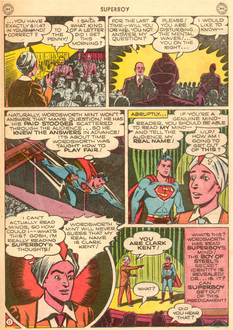 Superboy (1949) issue 3 - Page 39