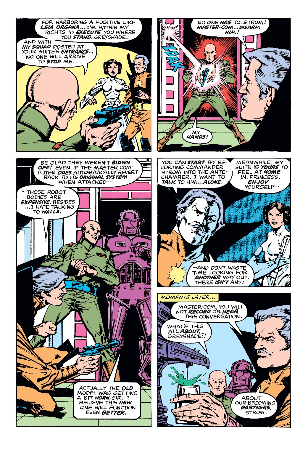 Read online Star Wars Legends: The Original Marvel Years - Epic Collection comic -  Issue # TPB 1 (Part 4) - 45