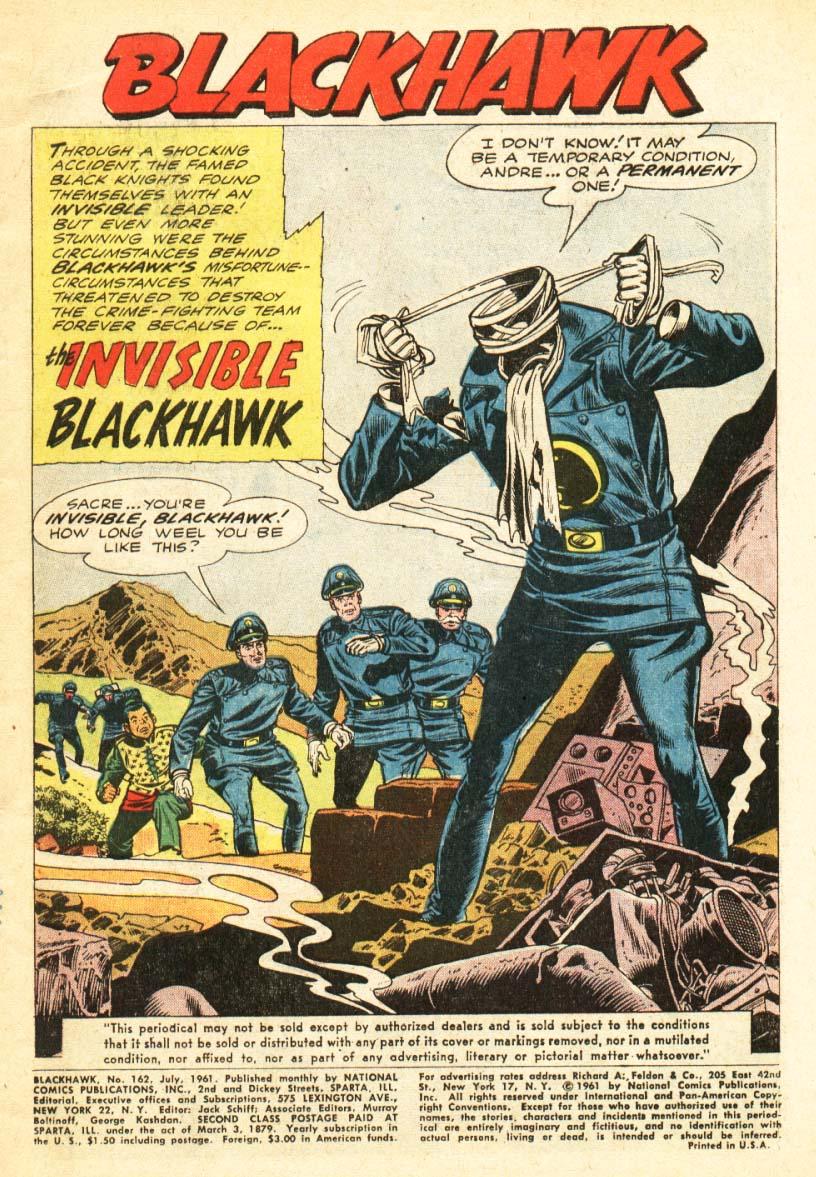 Blackhawk (1957) 162 Page 2