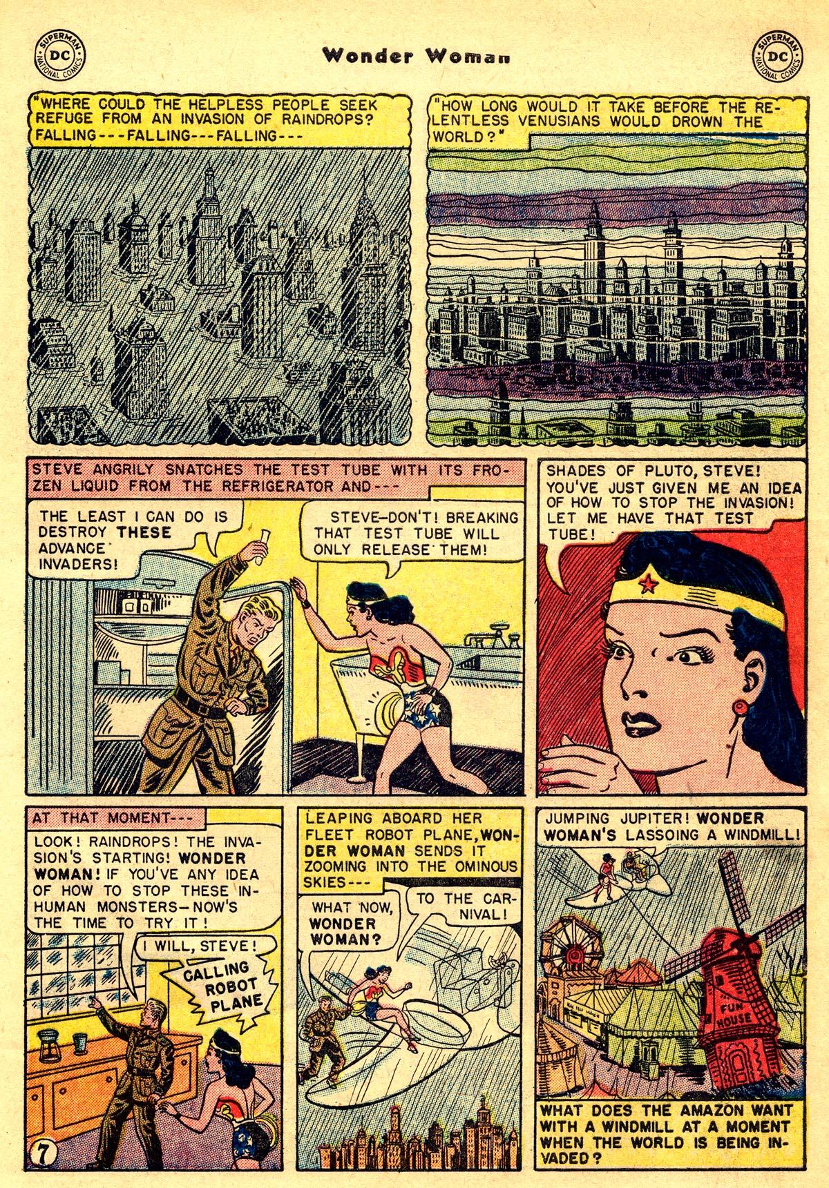 Read online Wonder Woman (1942) comic -  Issue #55 - 39