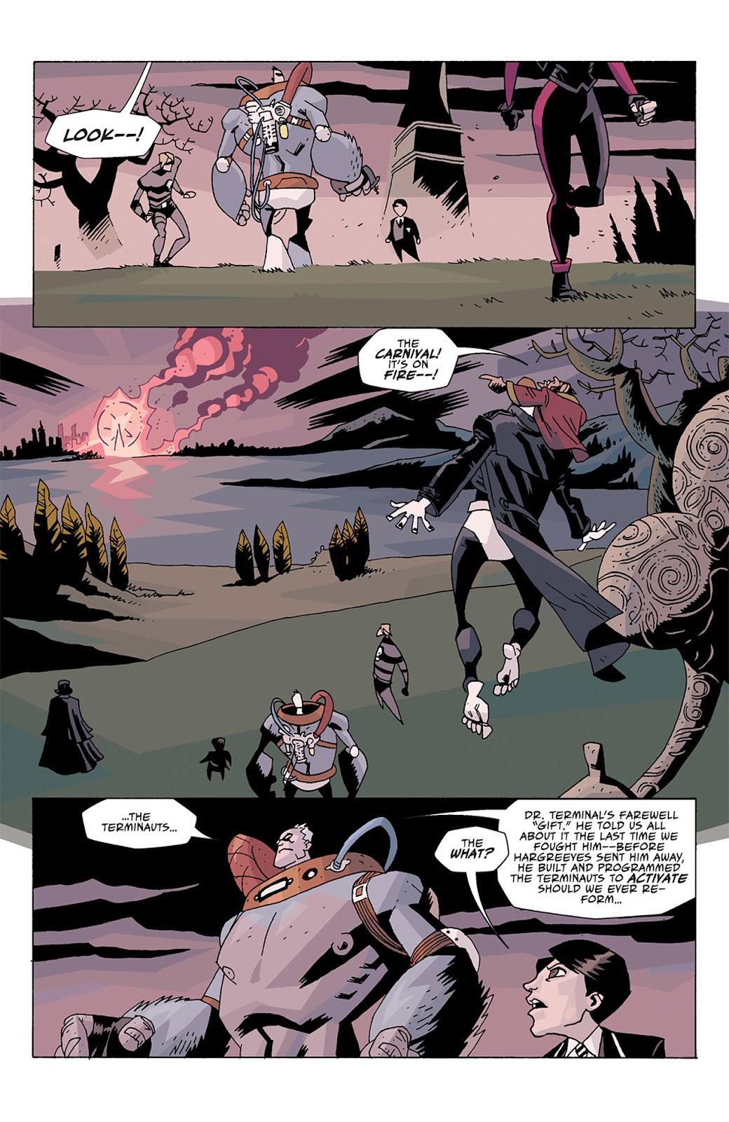 The Umbrella Academy: Apocalypse Suite issue 2 - Page 21