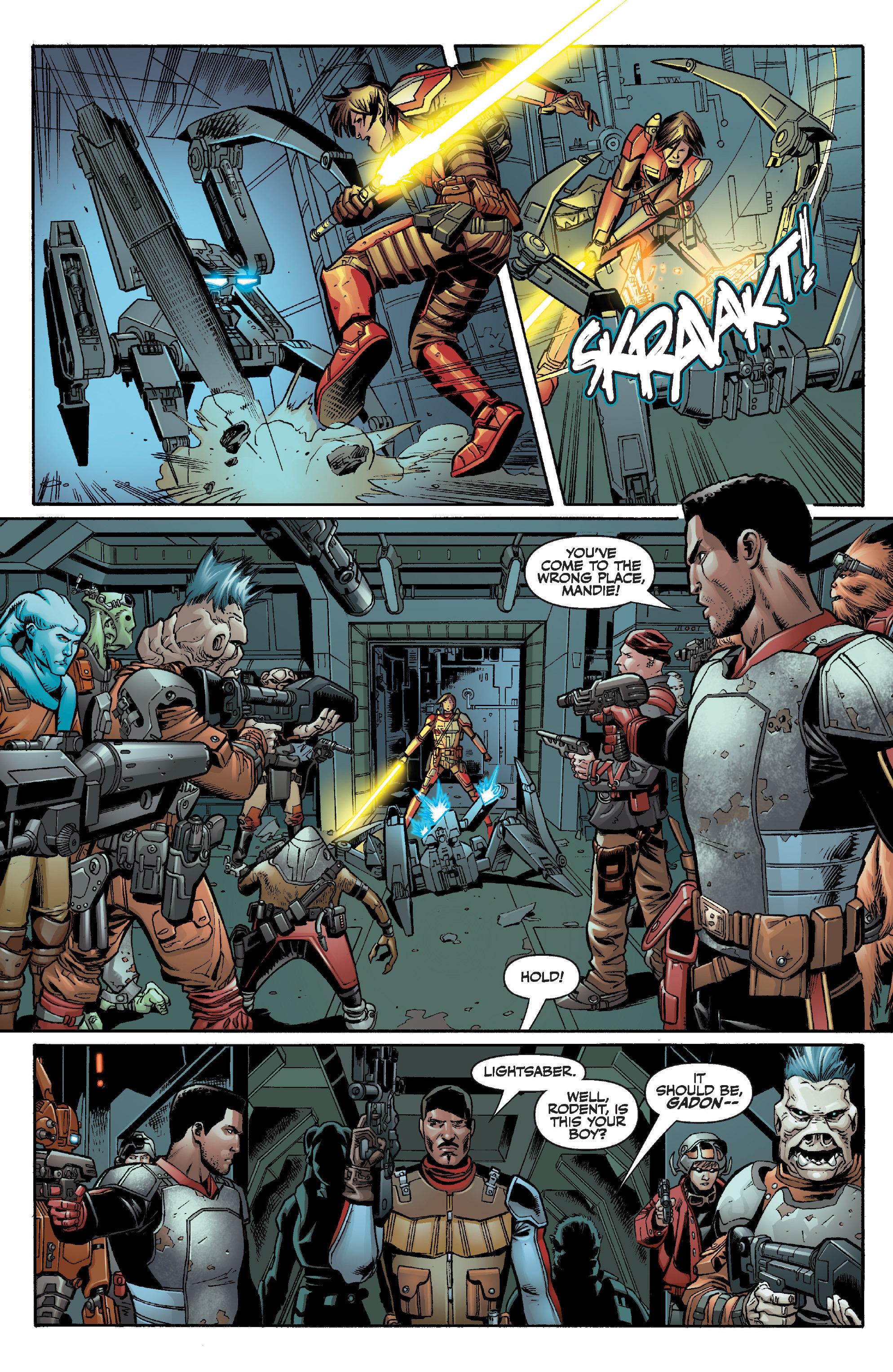 Read online Star Wars Omnibus comic -  Issue # Vol. 32 - 80
