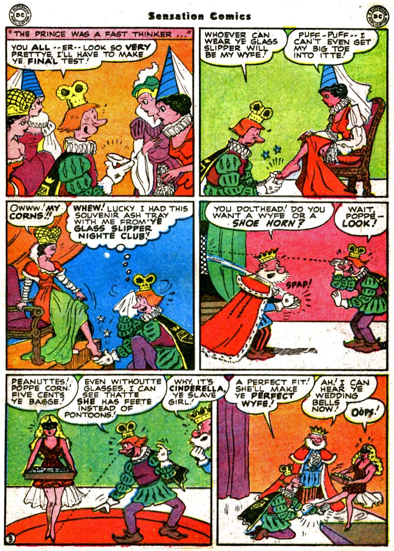 Read online Sensation (Mystery) Comics comic -  Issue #64 - 37