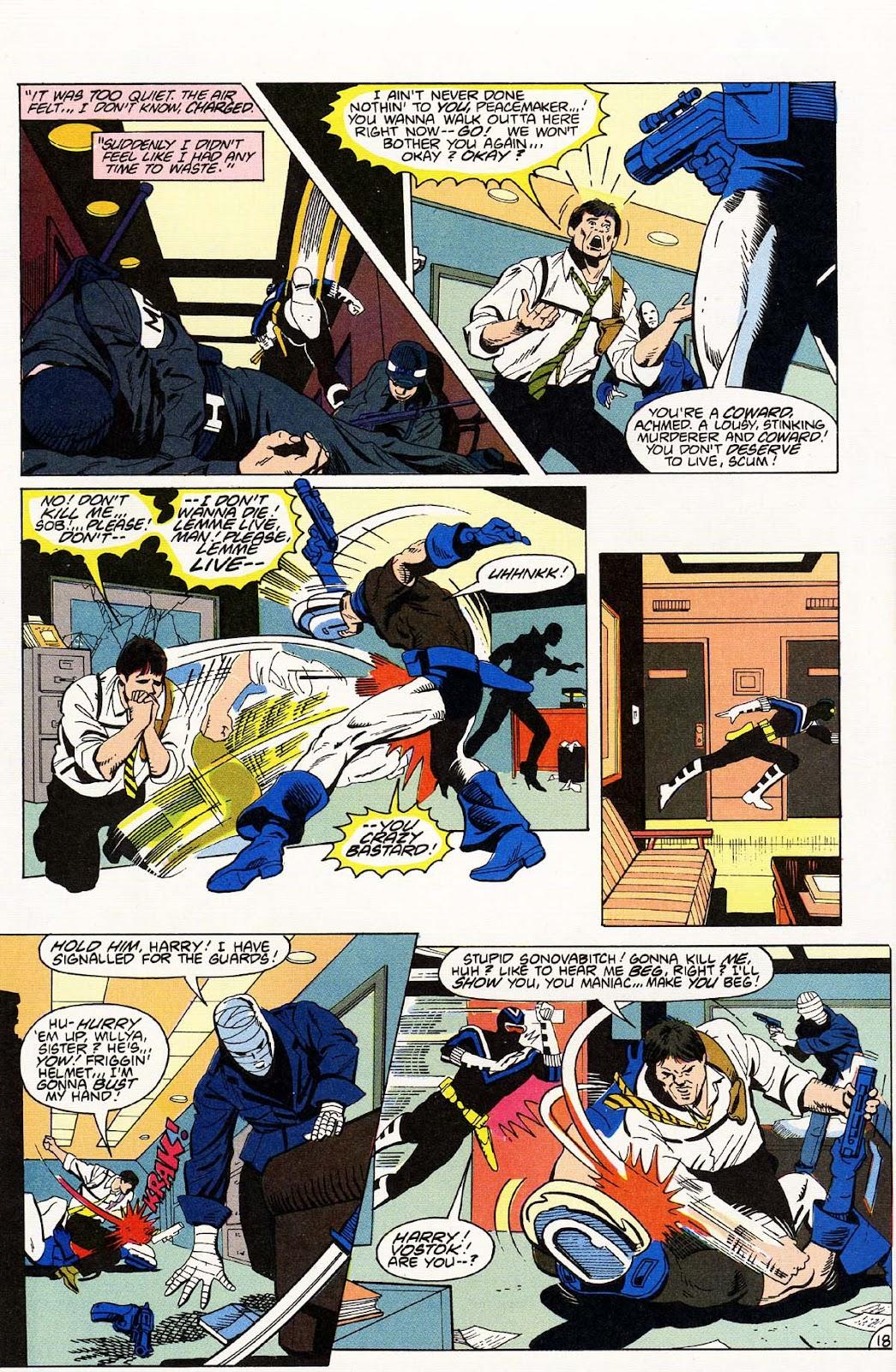 Vigilante (1983) issue 43 - Page 20