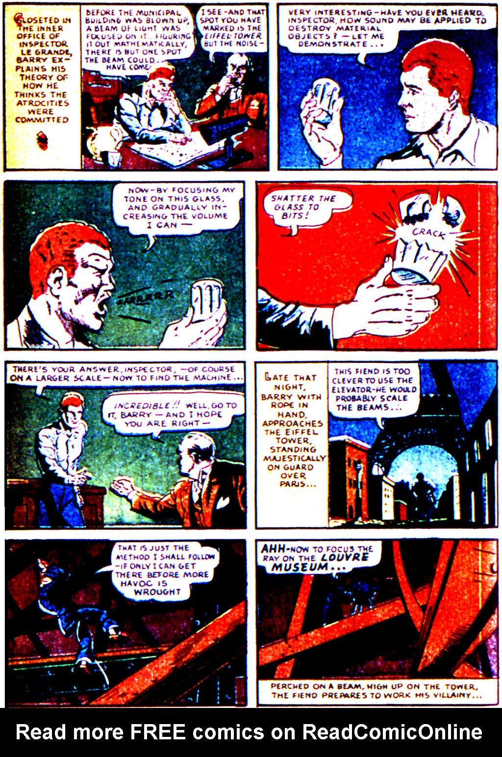 Read online Adventure Comics (1938) comic -  Issue #43 - 14