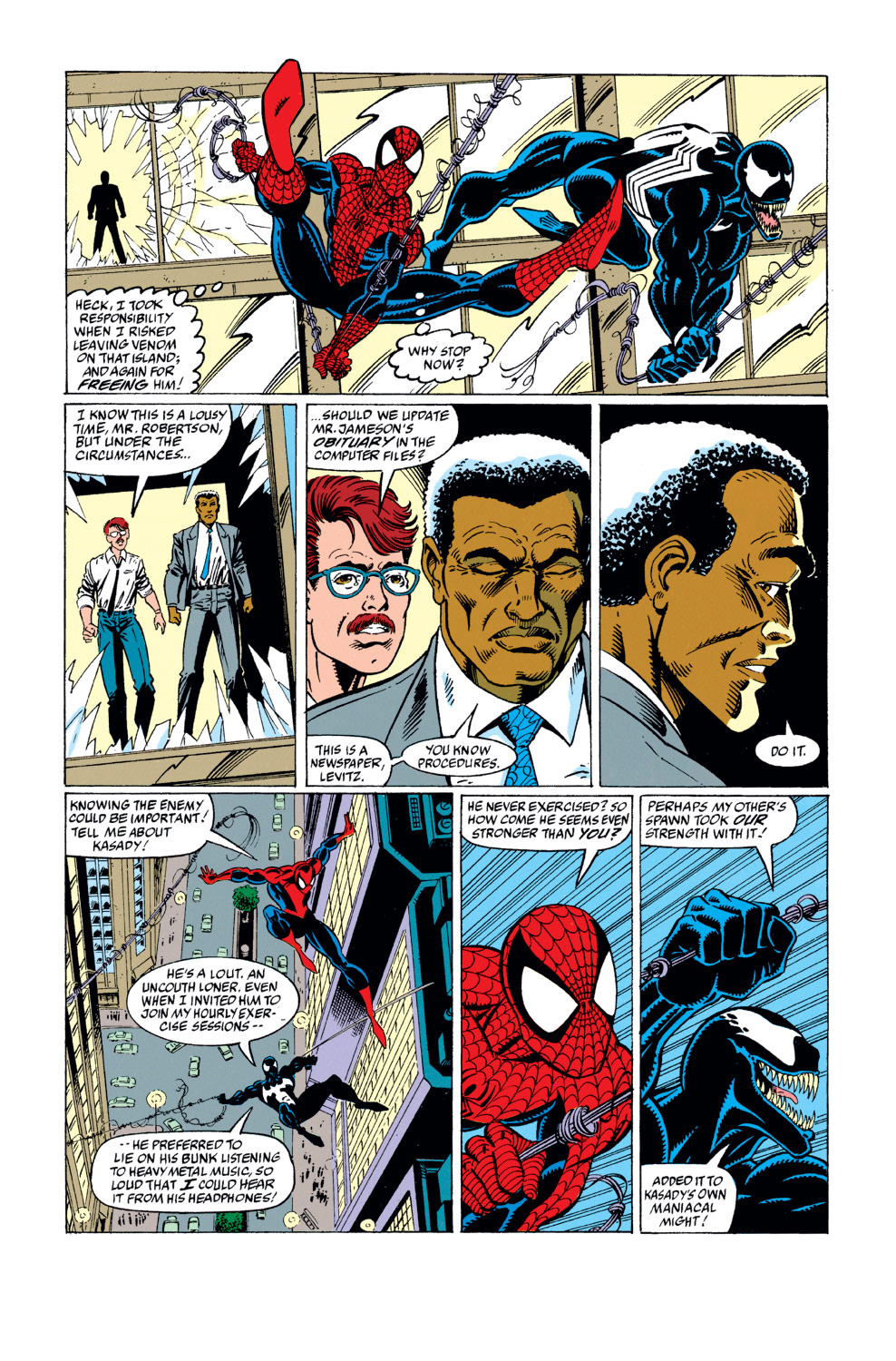 The Amazing Spider-Man (1963) 363 Page 6