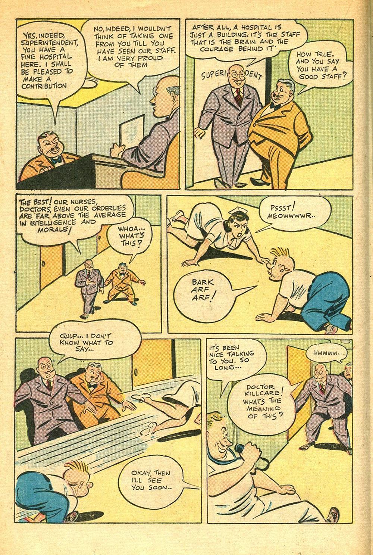 Read online Super-Magician Comics comic -  Issue #56 - 26