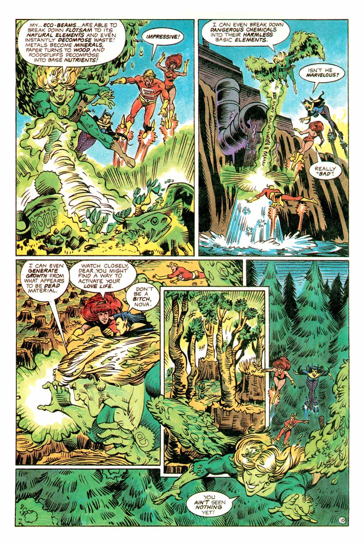 Read online E-man (1993) comic -  Issue # Full - 13