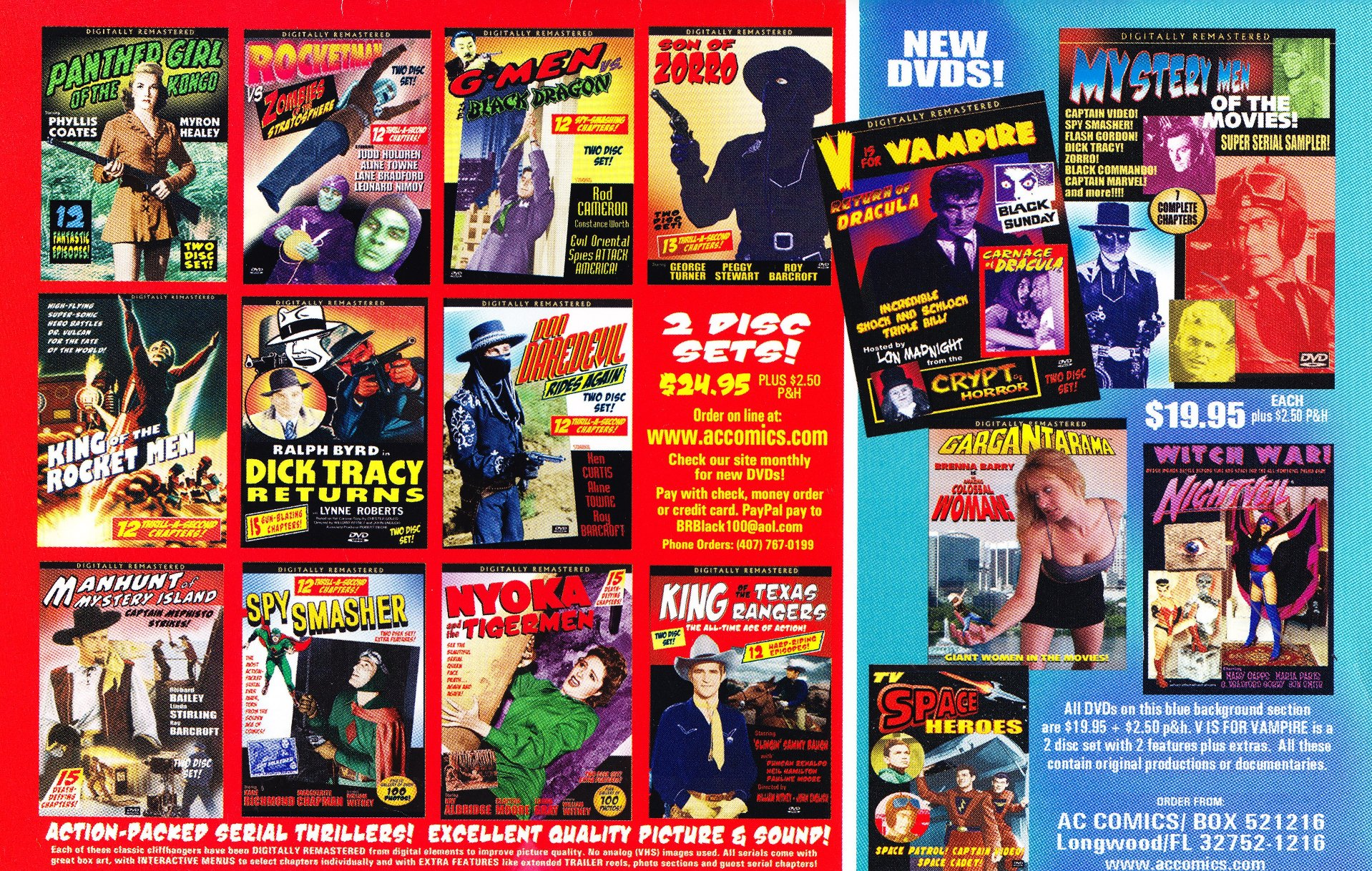 Read online Men of Mystery Comics comic -  Issue #65 - 68