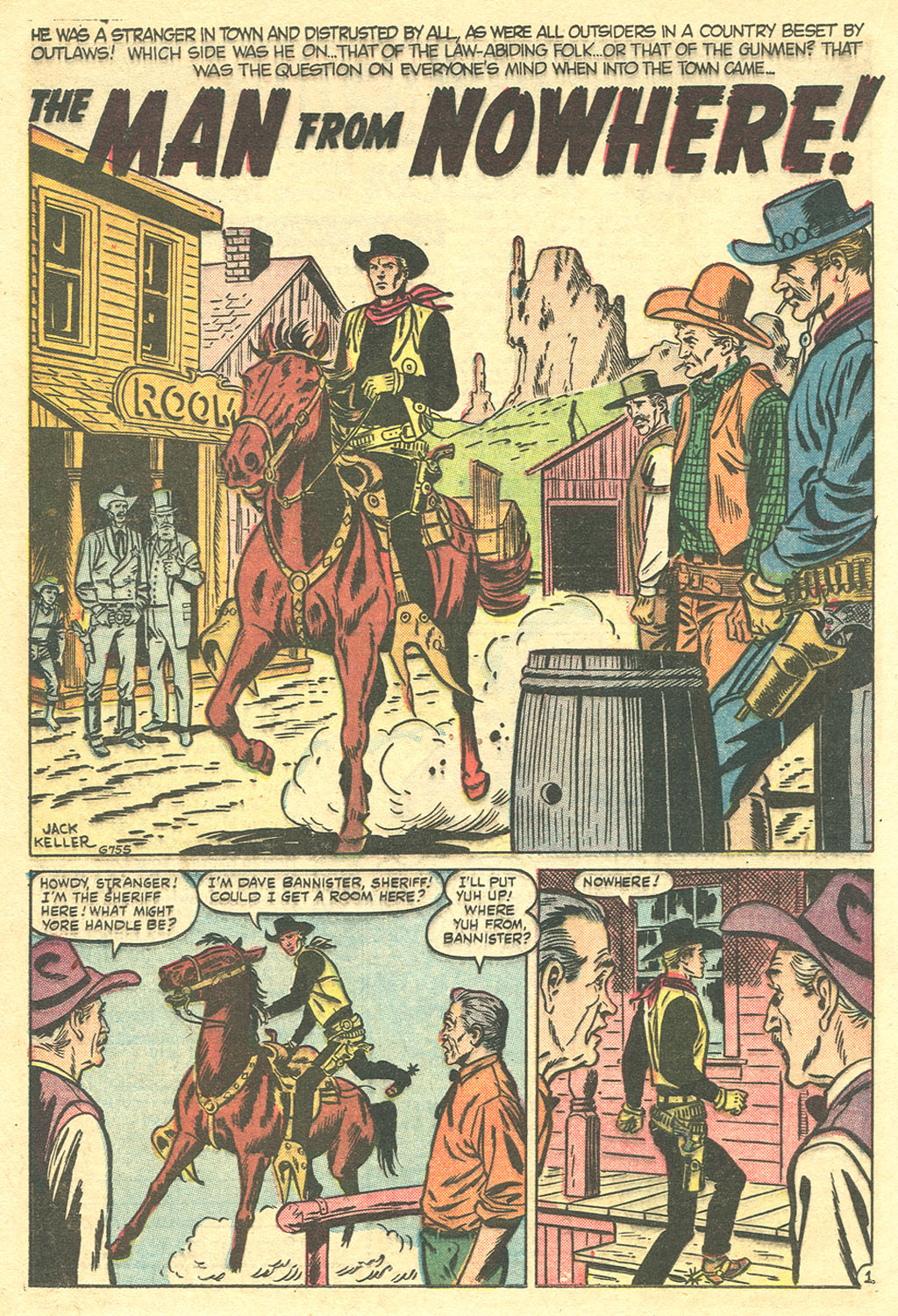 The Rawhide Kid (1955) issue 5 - Page 20