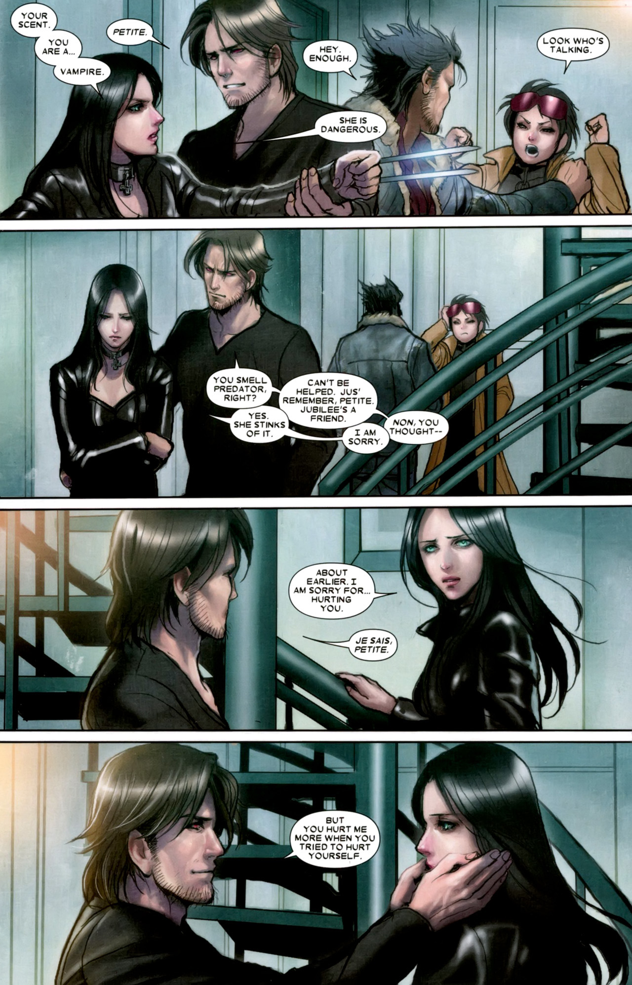 Read online X-23 (2010) comic -  Issue #10 - 14