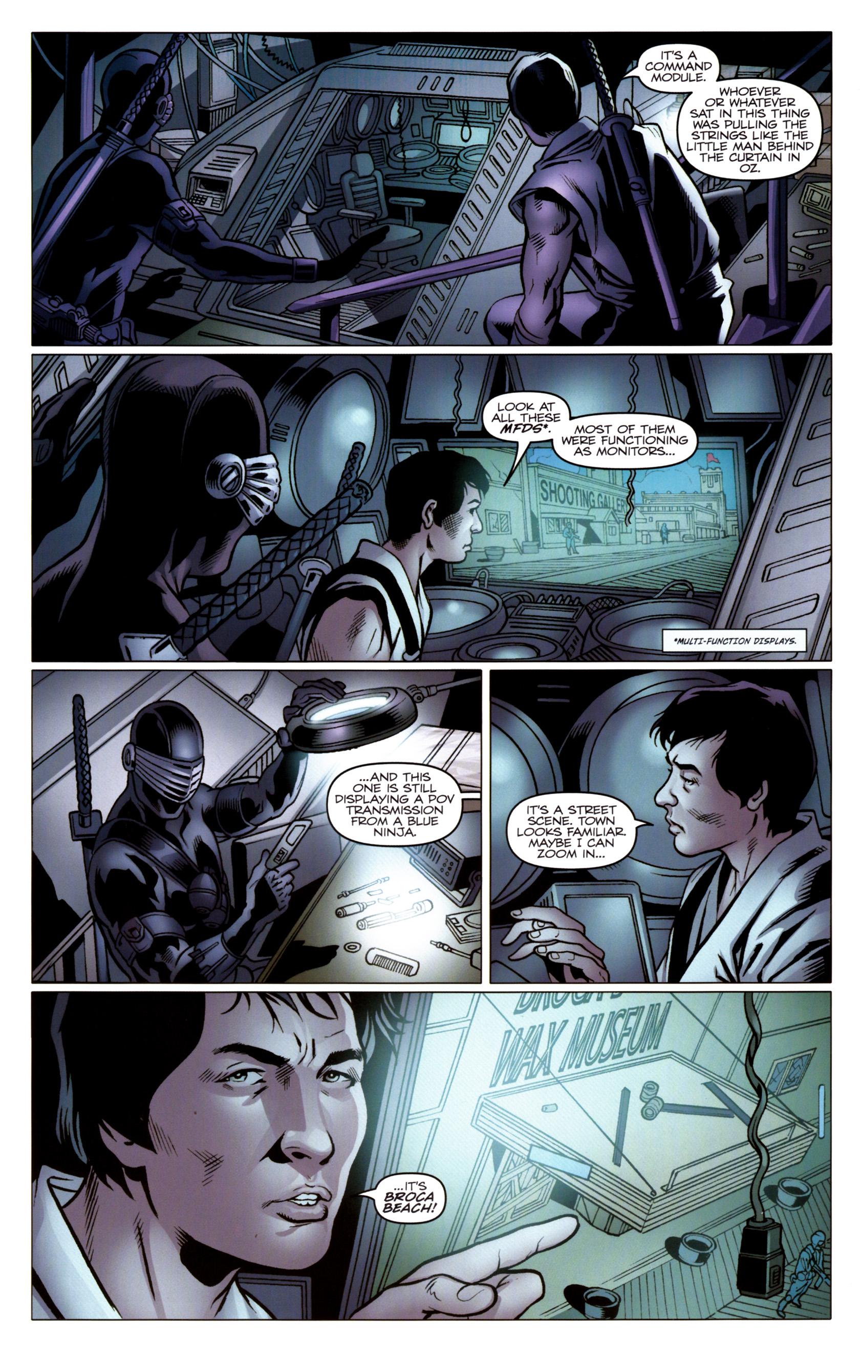 G.I. Joe: A Real American Hero 176 Page 14