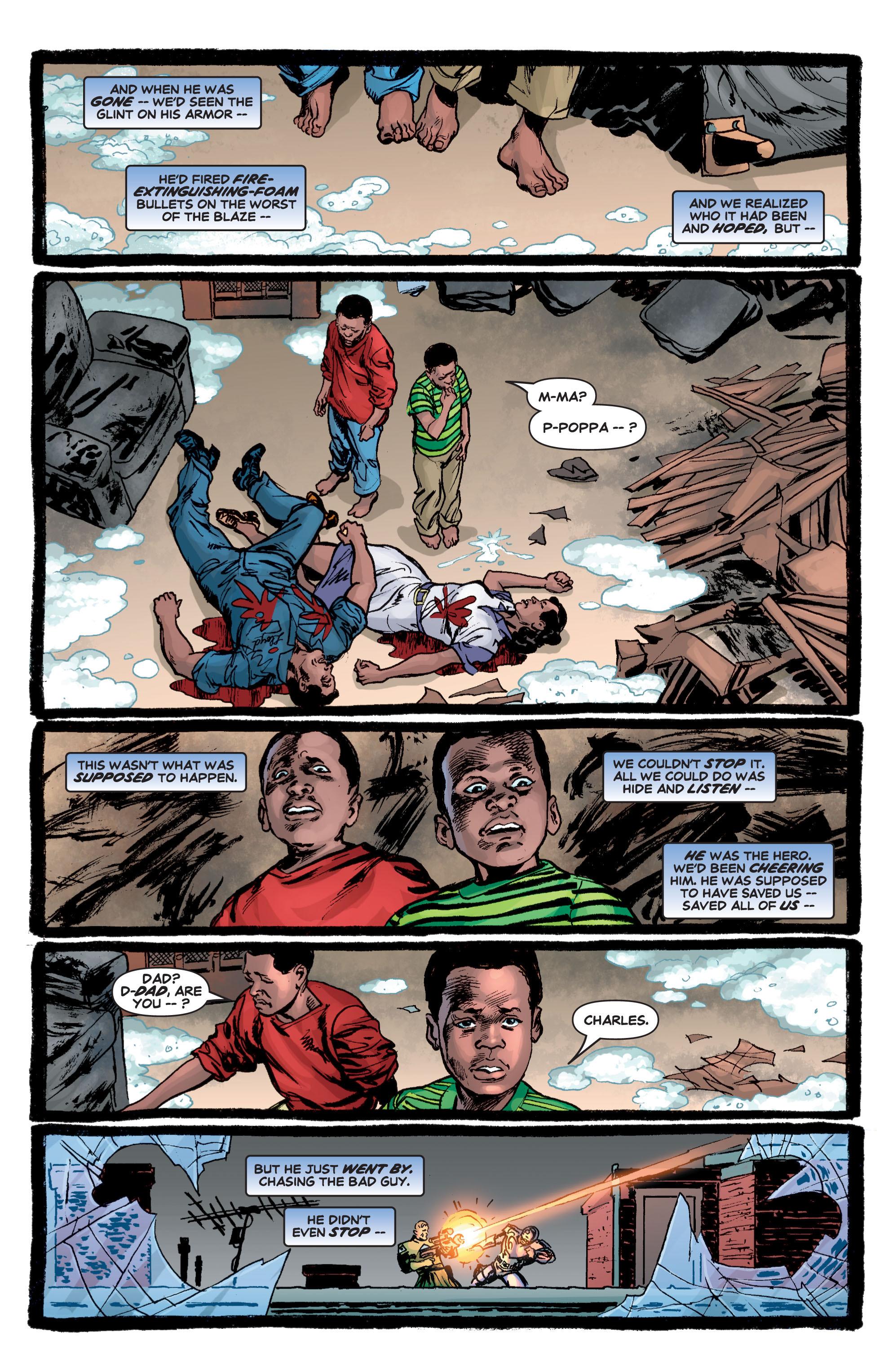 Read online Astro City: Dark Age/Book One comic -  Issue #3 - 22