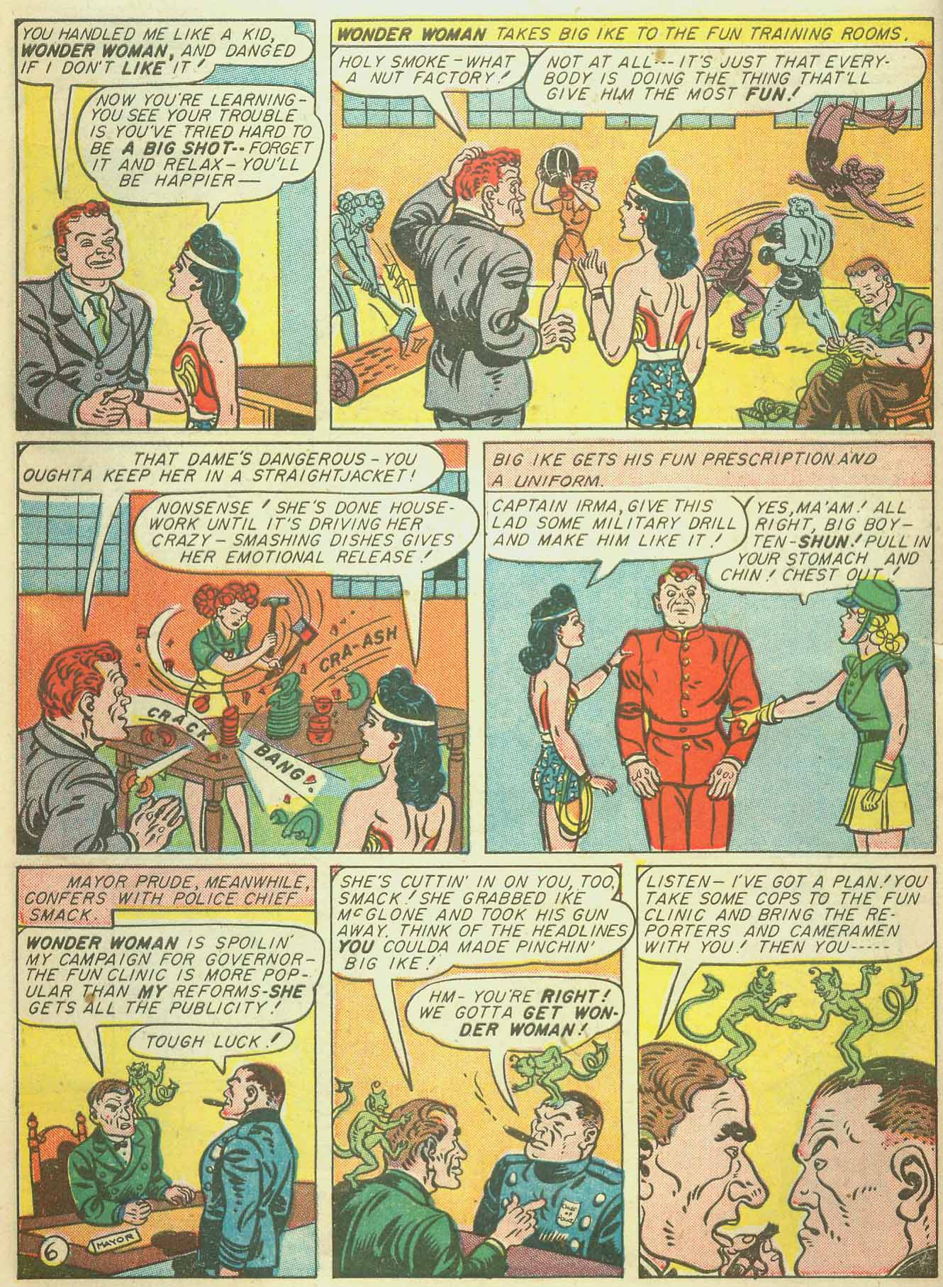 Read online Sensation (Mystery) Comics comic -  Issue #28 - 9