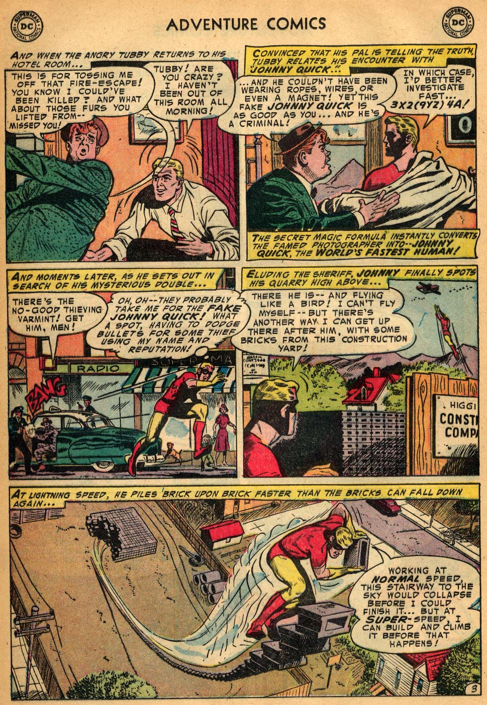 Read online Adventure Comics (1938) comic -  Issue #200 - 26