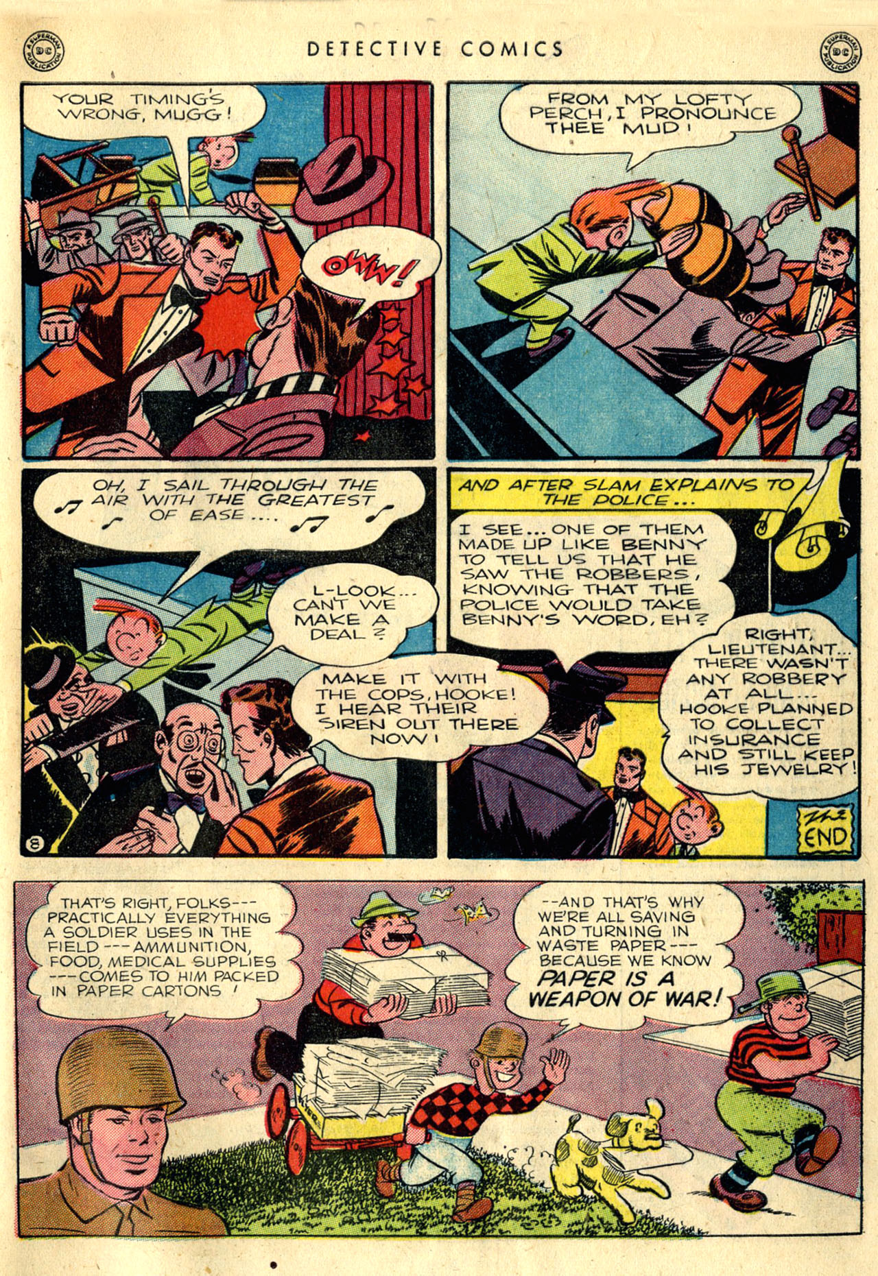 Read online Detective Comics (1937) comic -  Issue #90 - 49