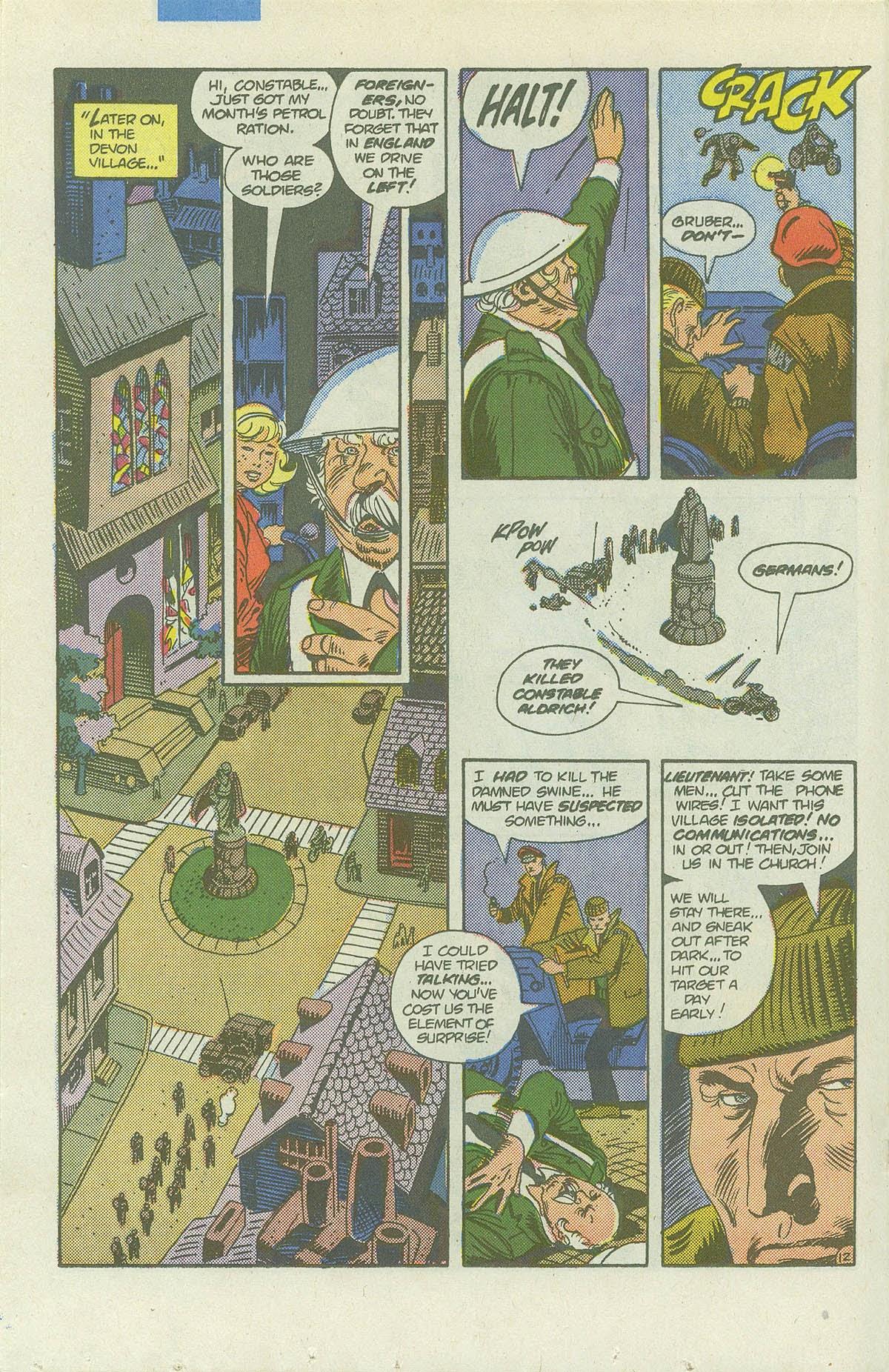 Read online Sgt. Rock comic -  Issue #422 - 17
