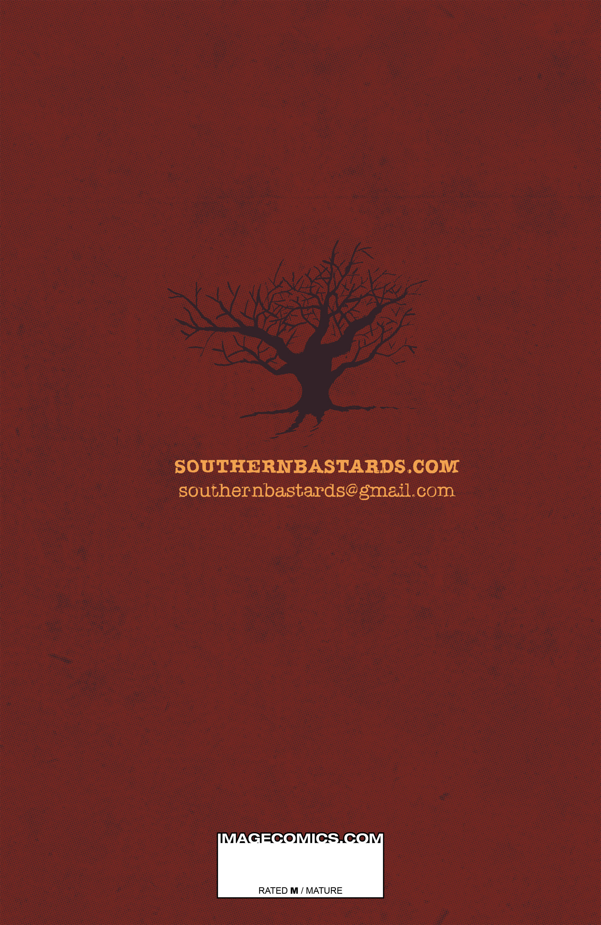Read online Southern Bastards comic -  Issue #16 - 31