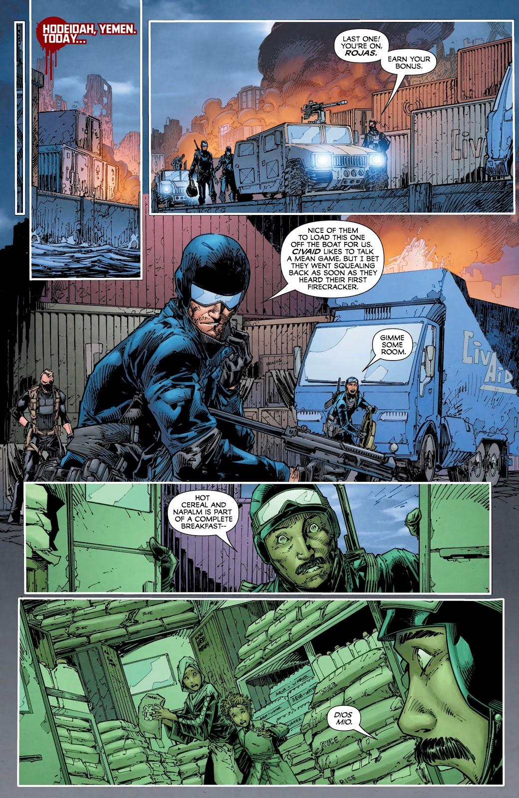 Read online Bloodshot (2019) comic -  Issue #1 - 4
